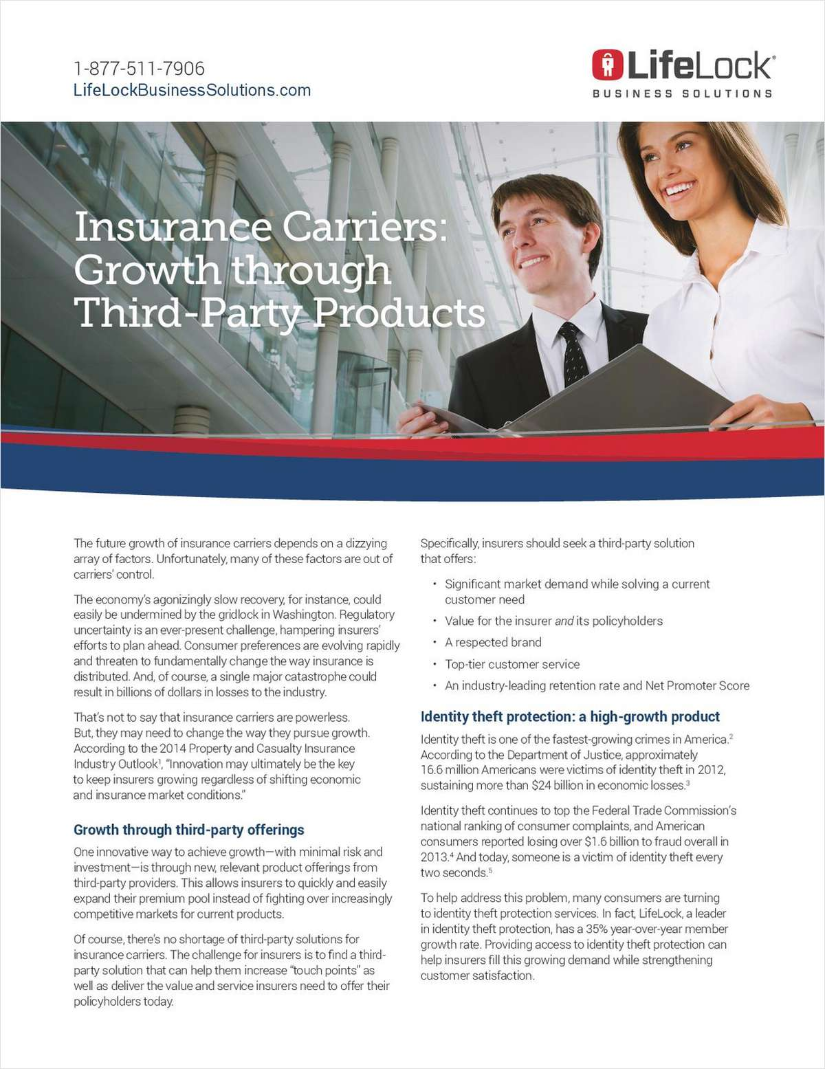 Insurance Carriers: Growth Through Third-Party Products