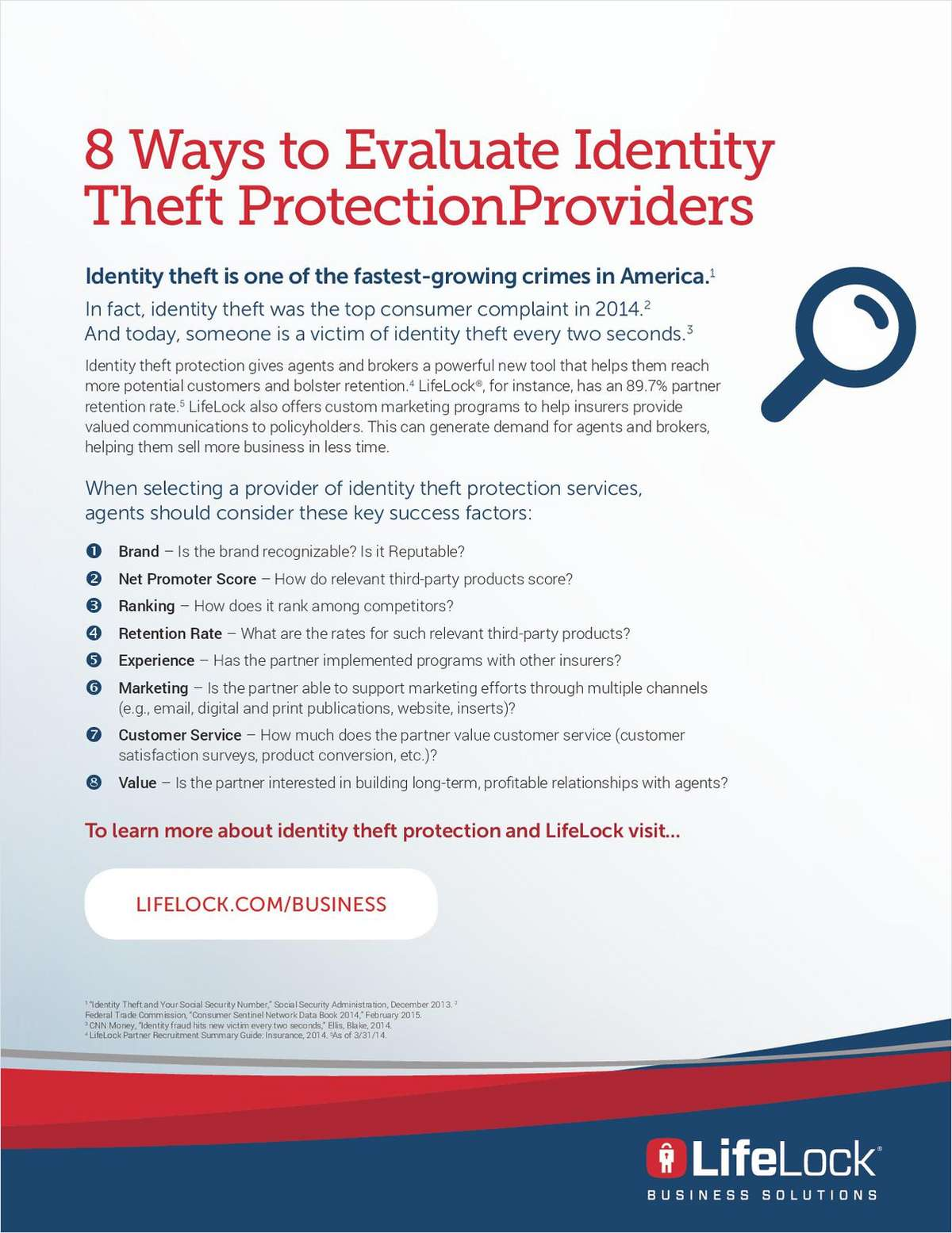 8 Ways to Evaluate Identity Theft Protection Providers