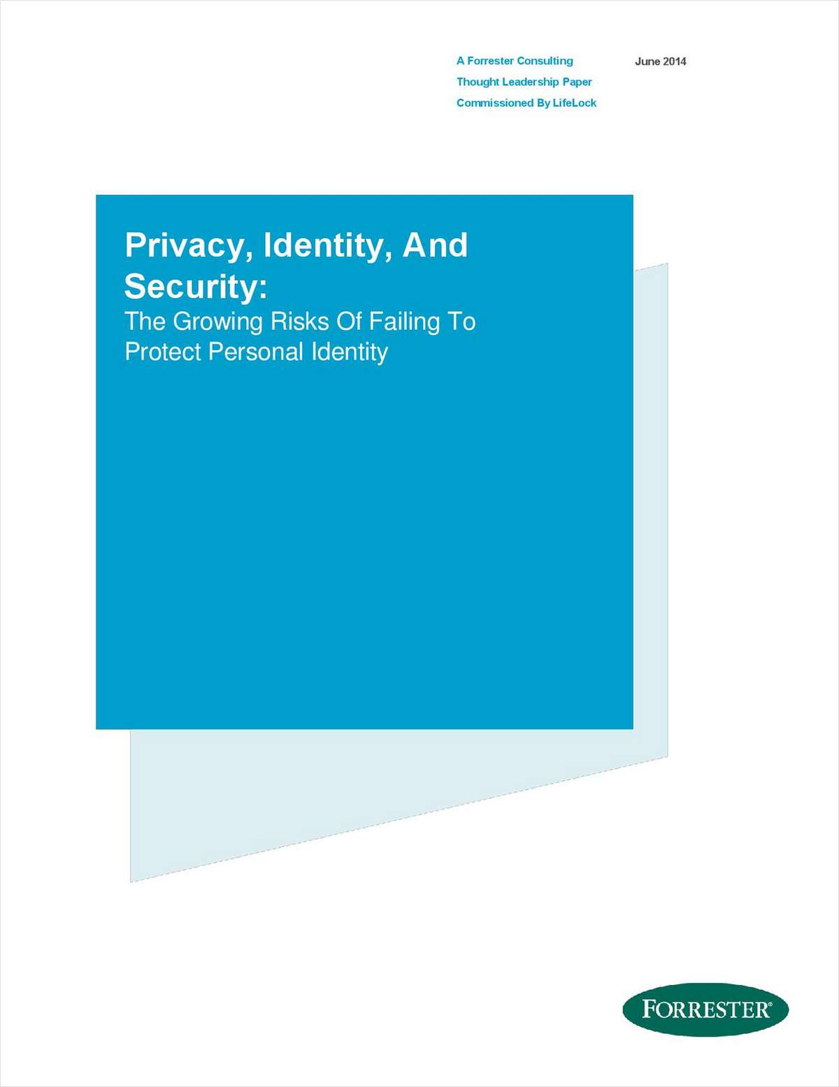 Privacy, Identity, and Security: The Growing Risks of Failing to Protect Personal Identity