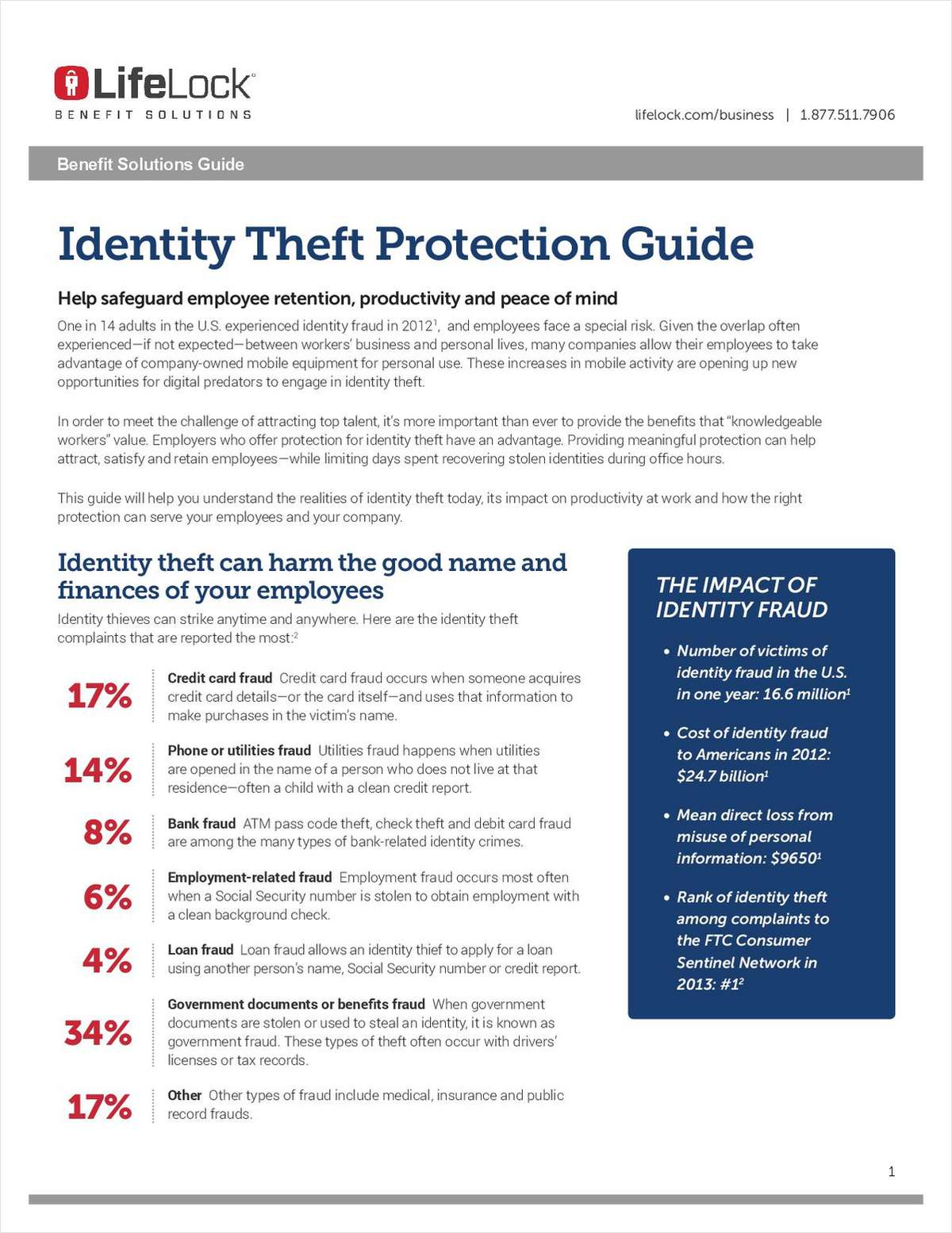 Help Safeguard Your Employee Retention, Productivity and Peace of Mind