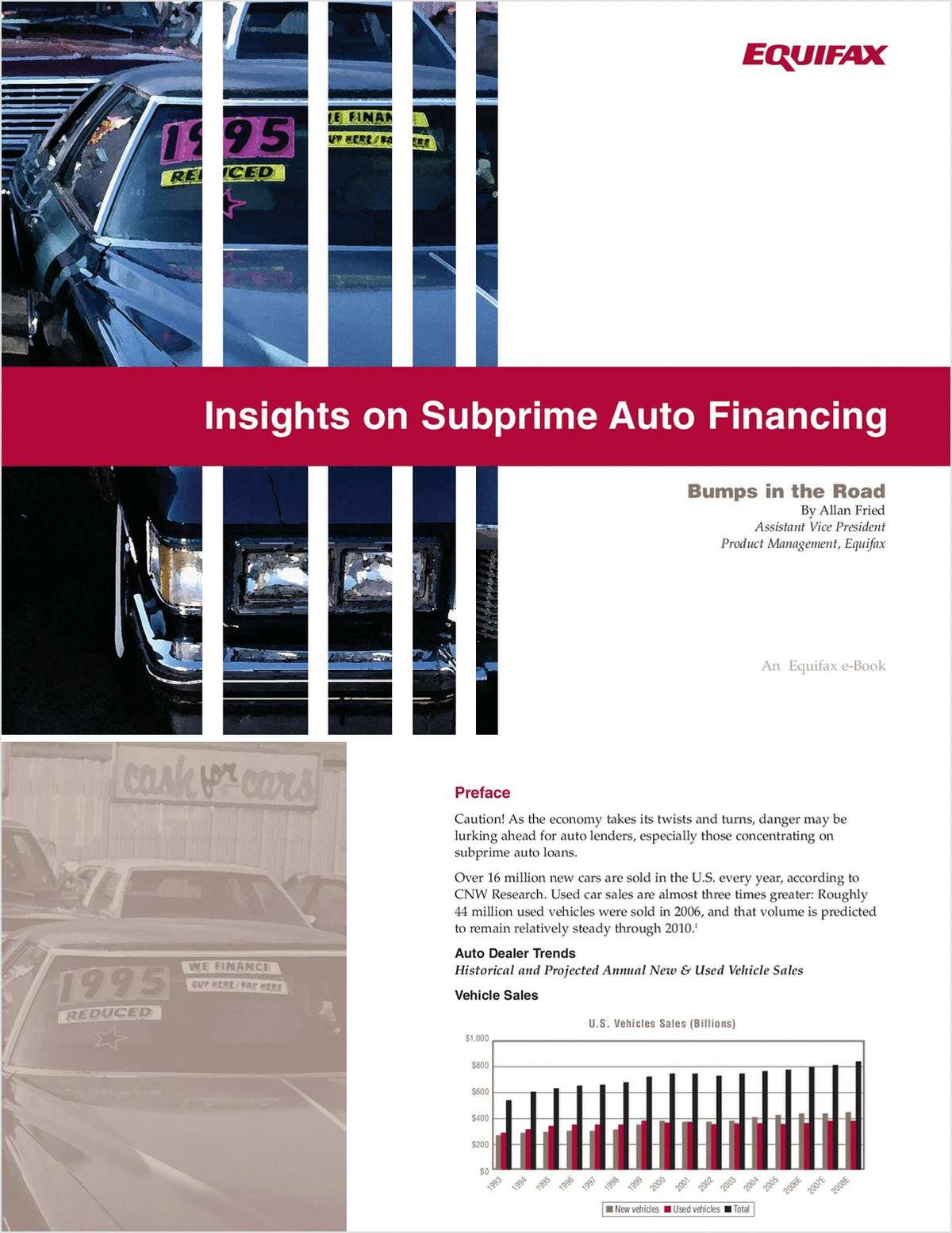 Insights on Subprime Auto Financing