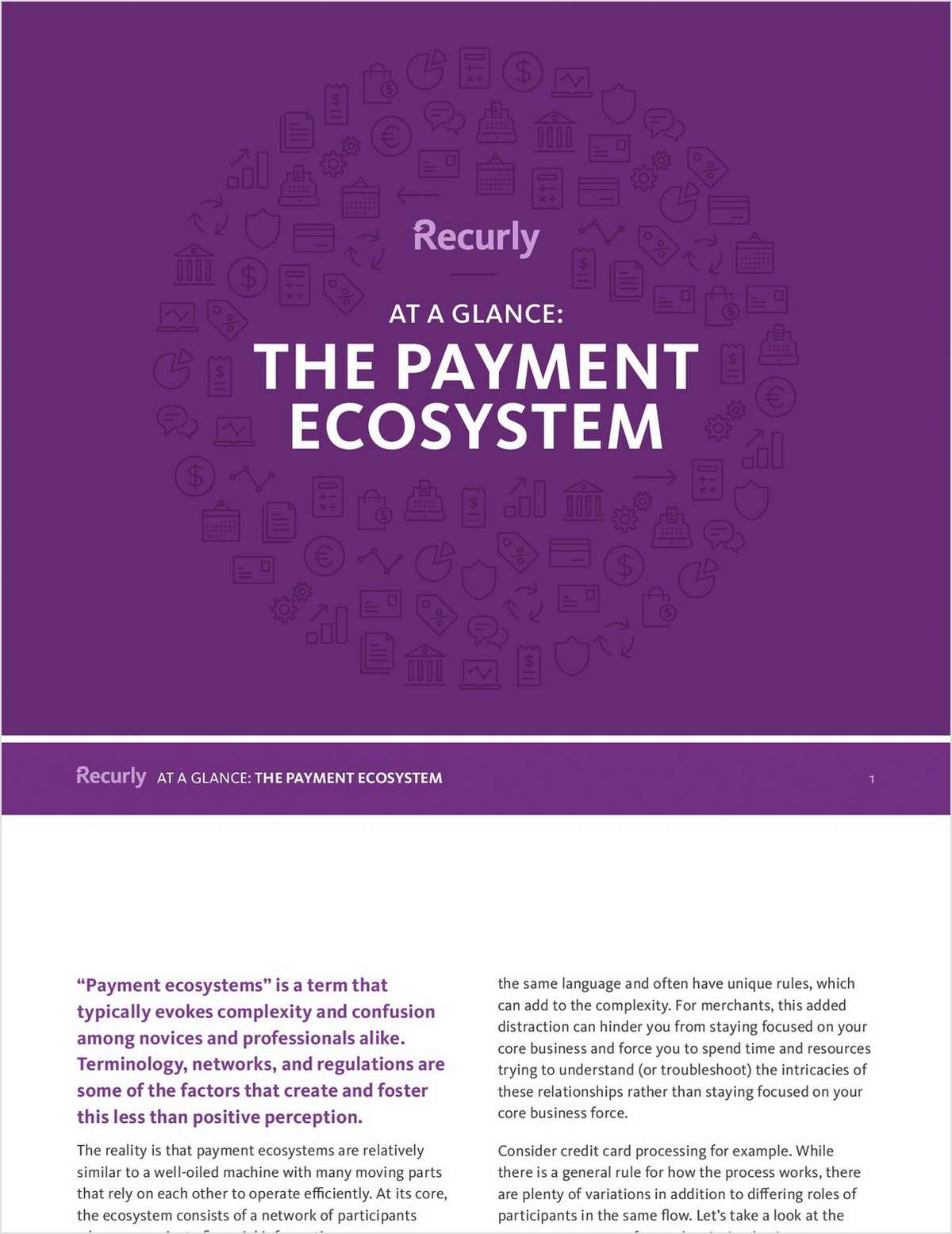Taking the Confusion Out of the Payment Ecosystem