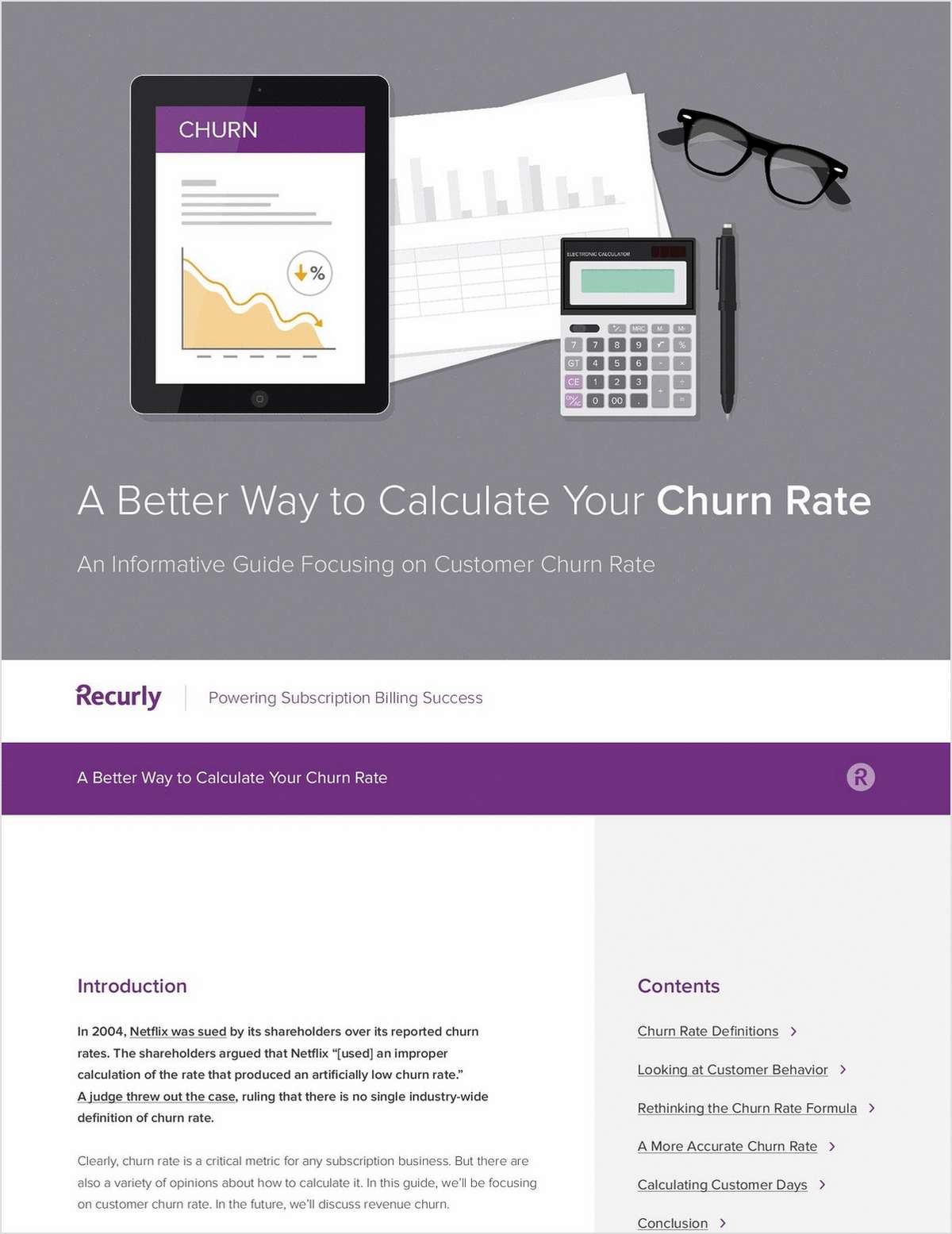 A Better Way to Calculate Your Churn Rate