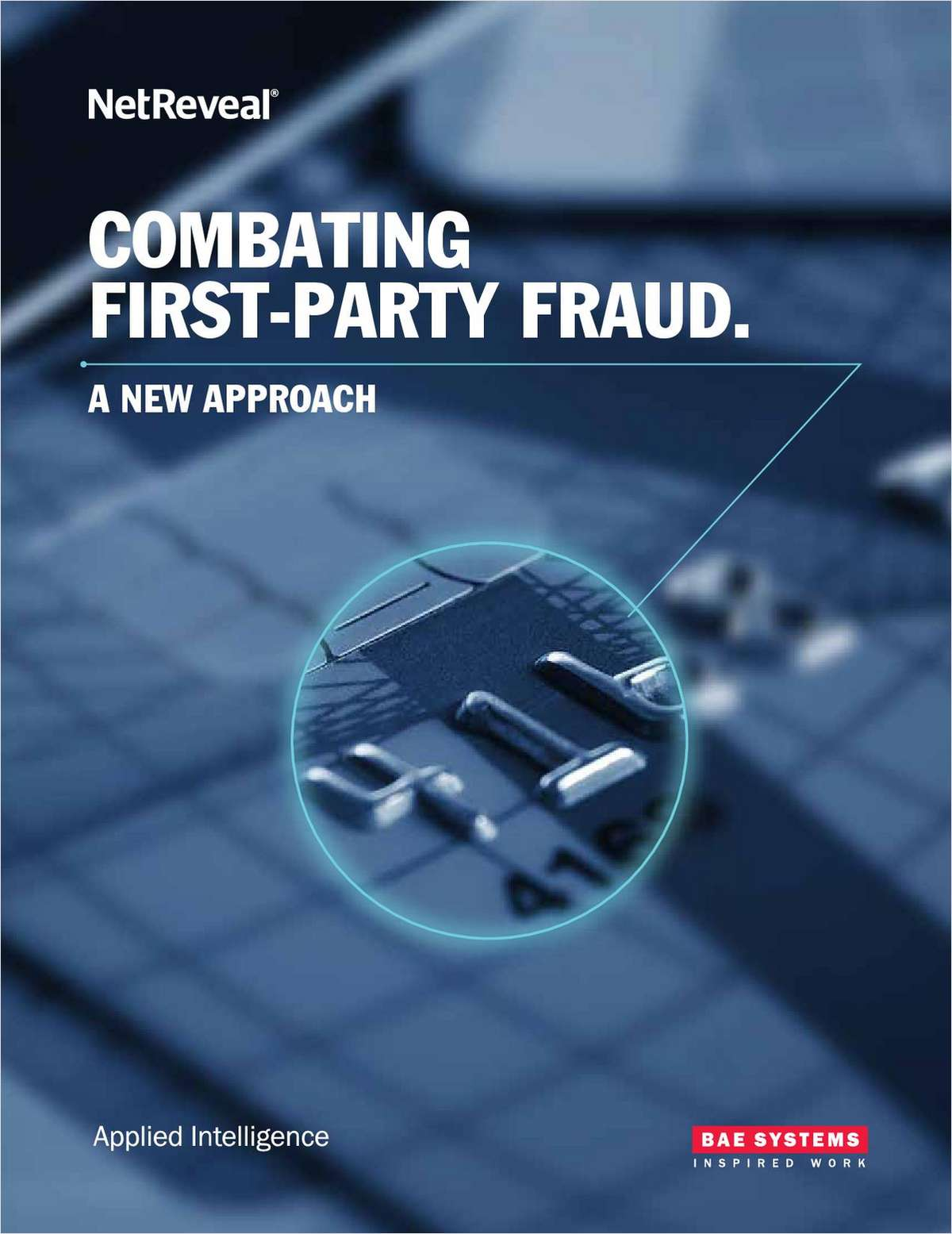 Combating First-Party Fraud - A New Approach