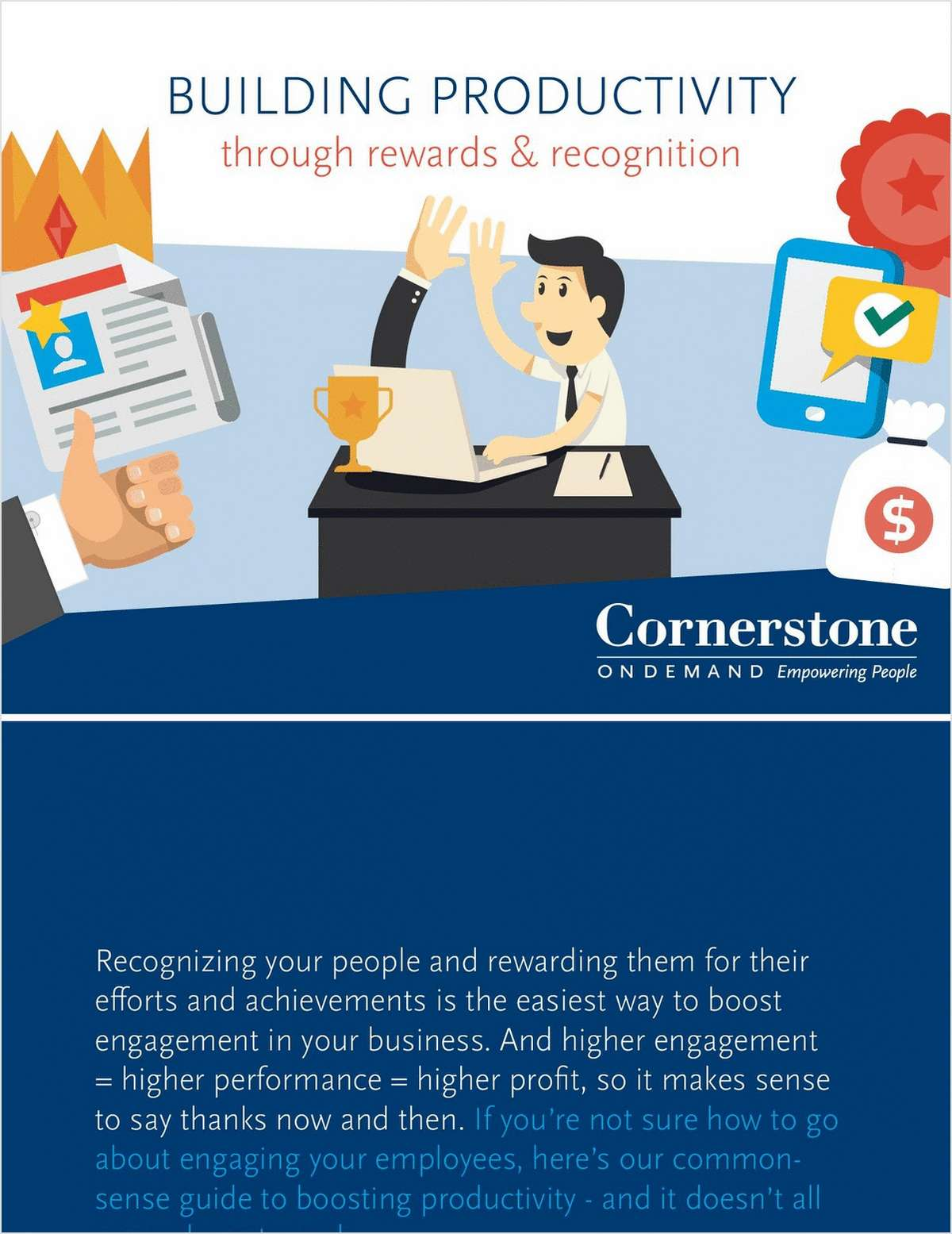 Building Productivity Through Rewards and Recognition