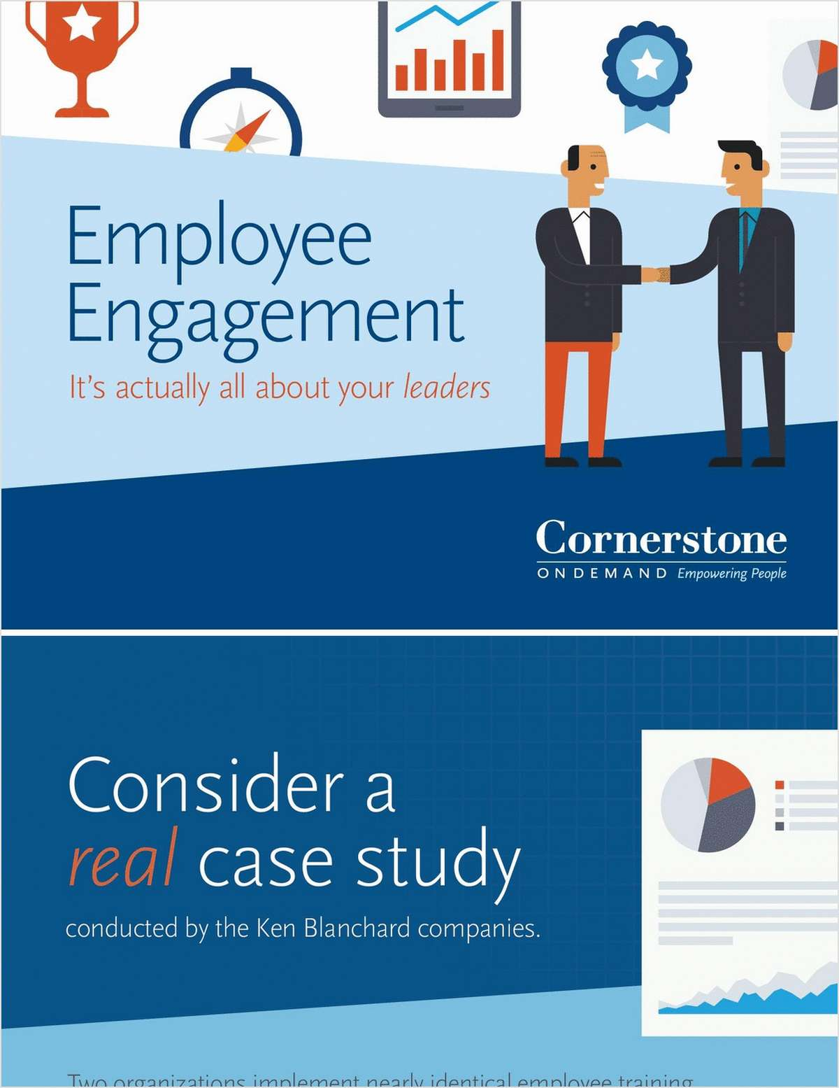 Employee Engagement - It's Actually All About Your Leaders