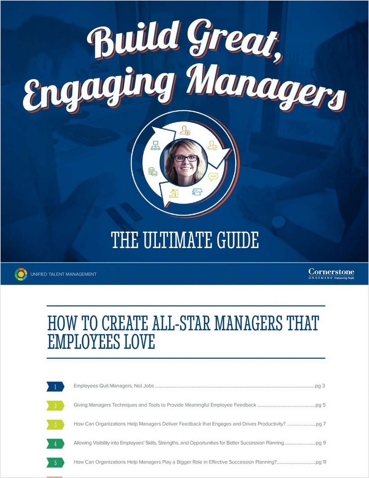 Build Great Engaging Managers – The Ultimate Guide