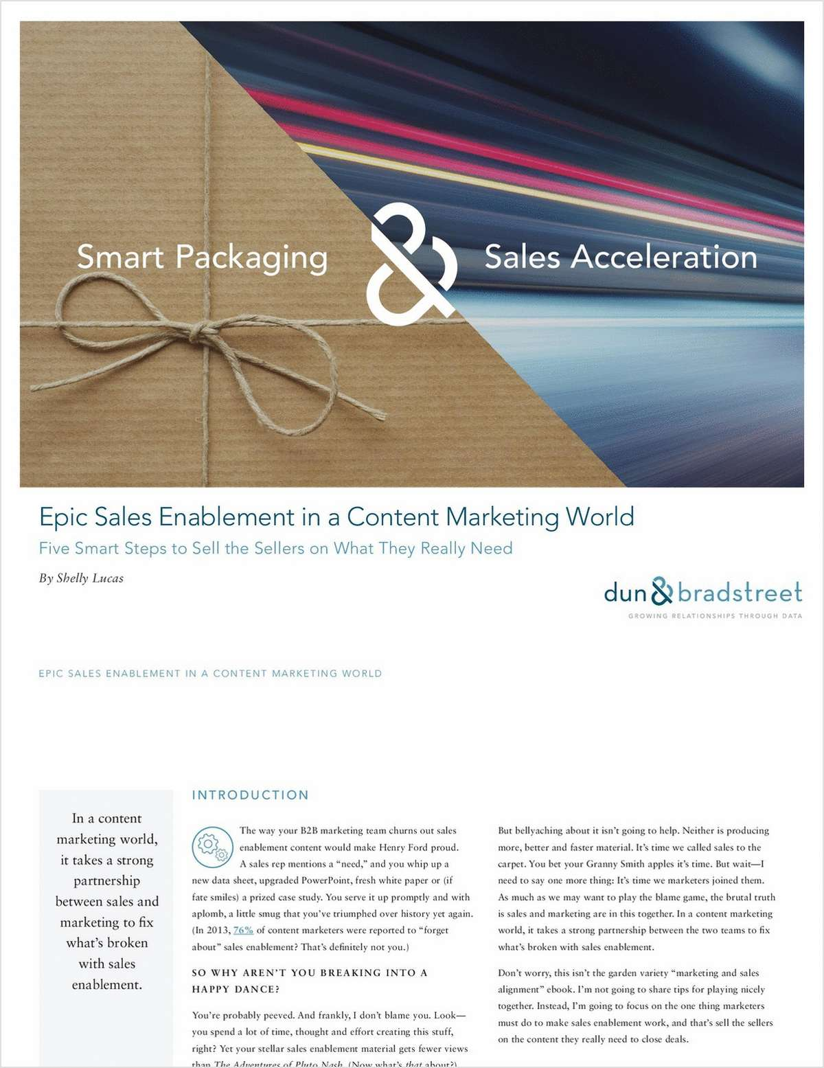 Tired of Sales Reps Ignoring Your Sales Enablement Content?