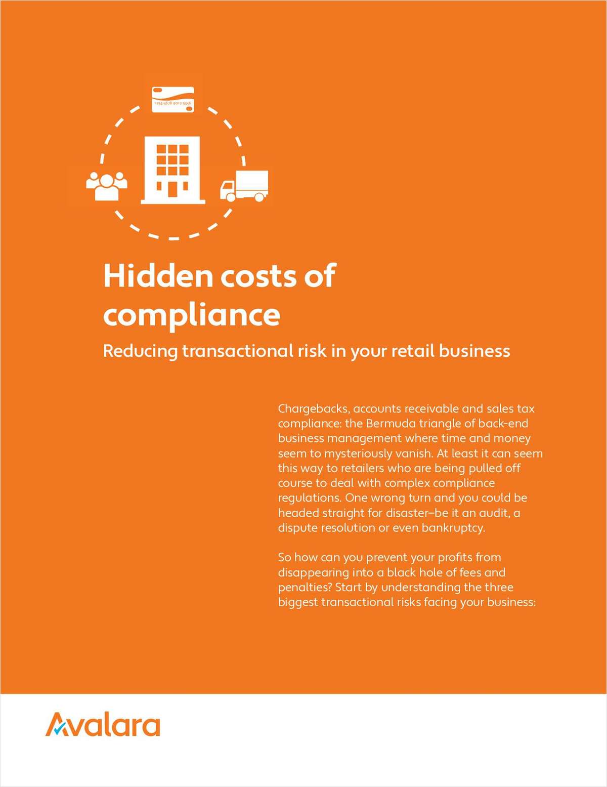 Hidden Costs of Compliance: Reducing Transactional Risk in Your Retail Business