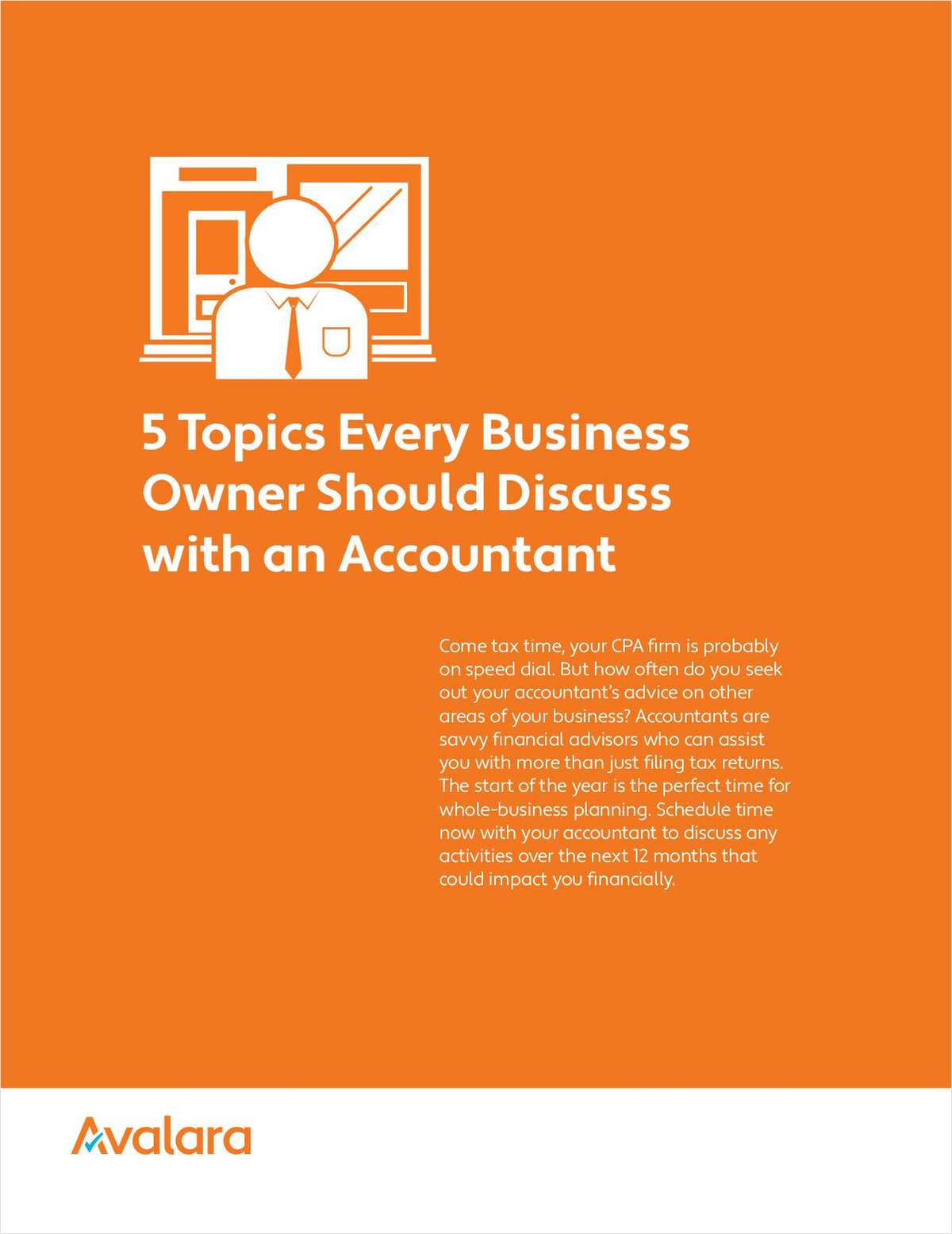 5 Topics Every Business Owner Should Discuss with an Accountant