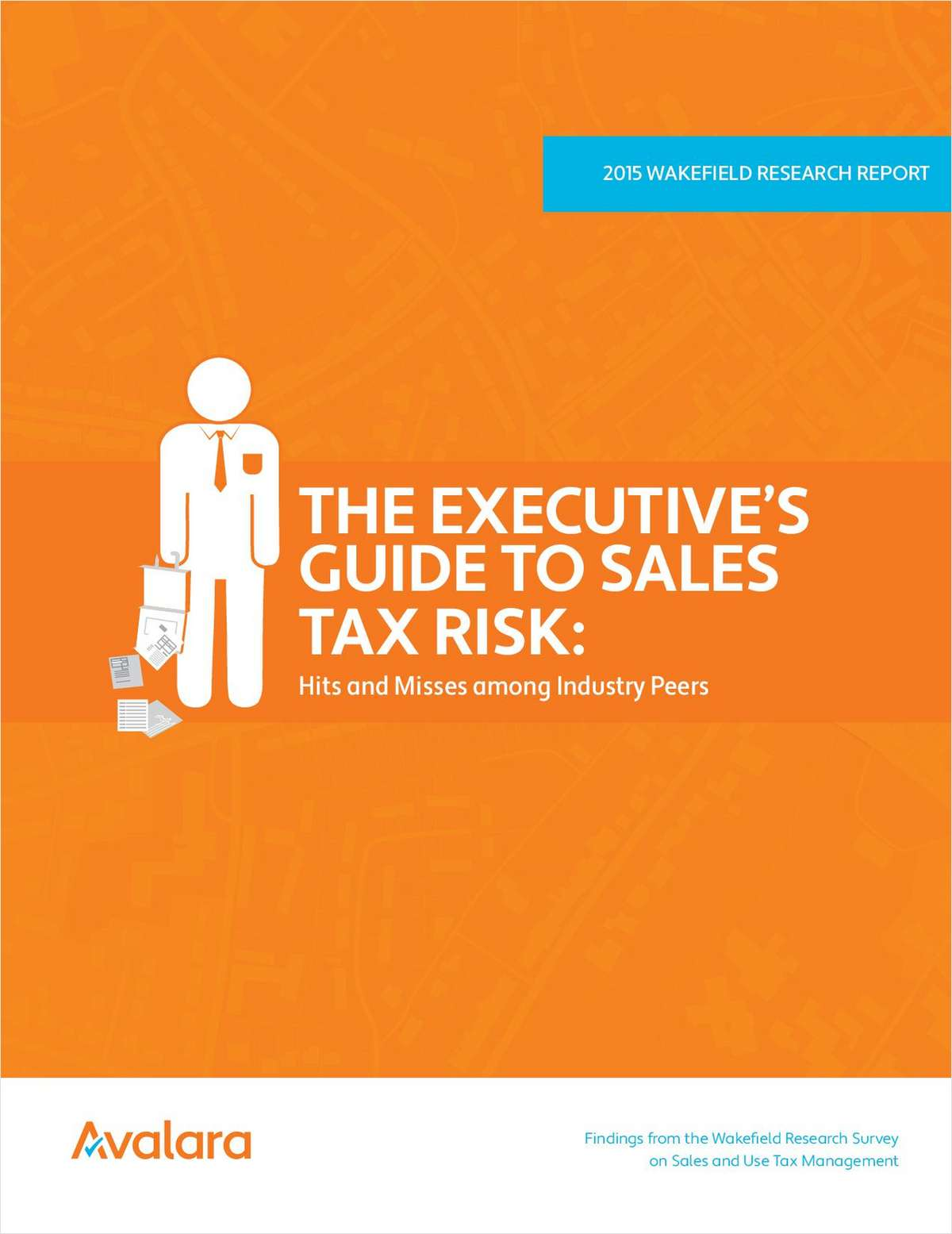 The Executive's Guide to Sales Tax Risk: Hits and Misses Among Industry Peers
