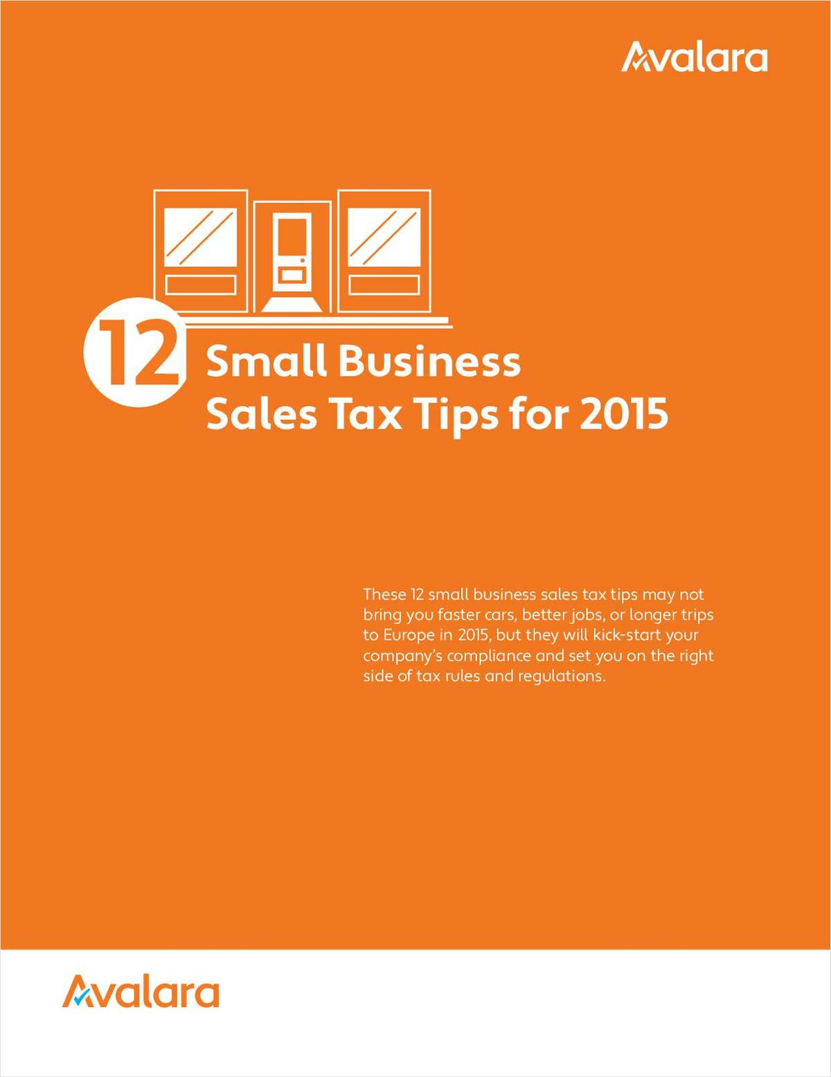12 Small Business Tax Tips for 2015