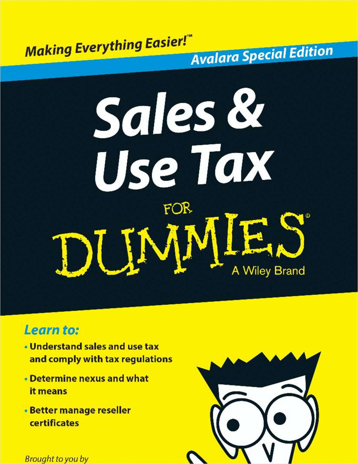 Sales and Use Tax Compliance for Dummies