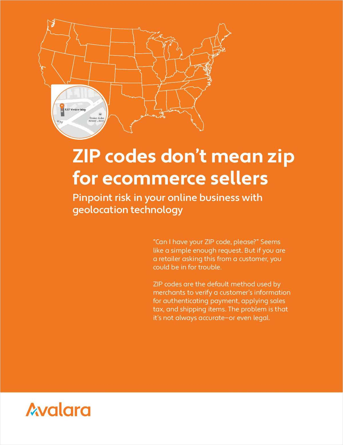 ZIP Codes Don't Mean Zip for eCommerce Sellers