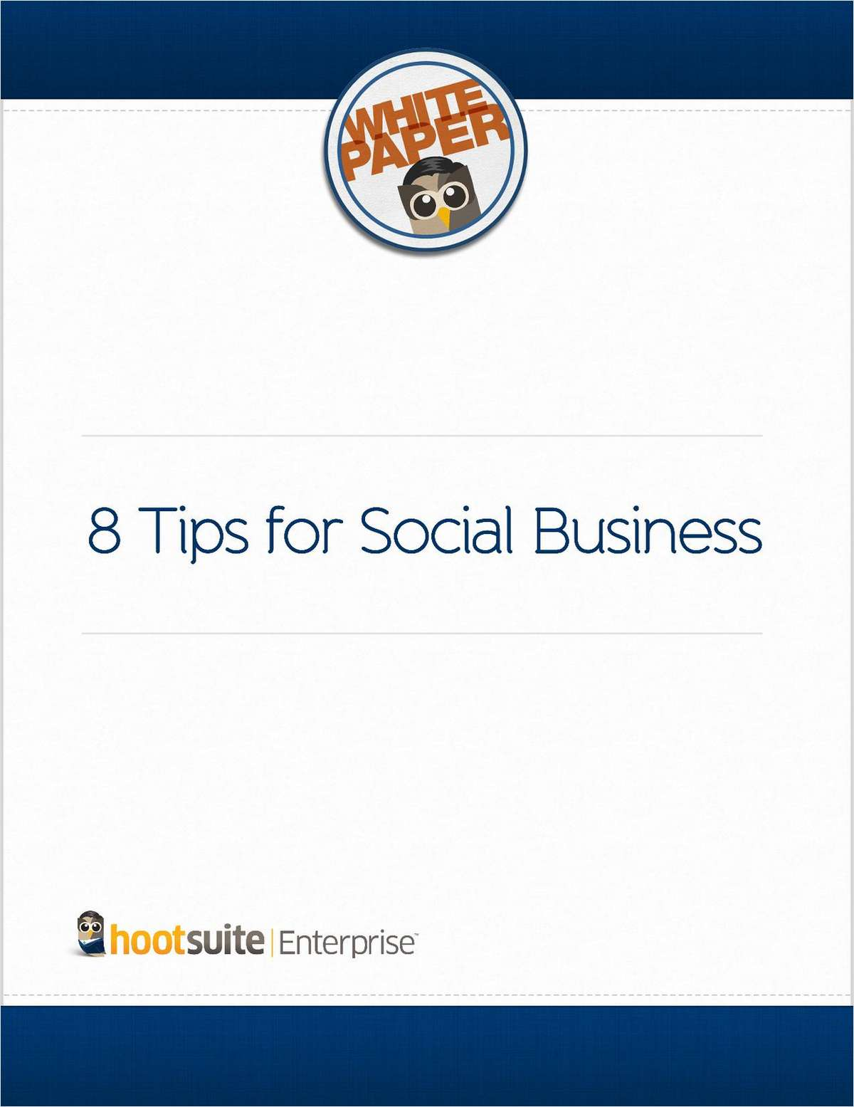 8 Tips for Social Business