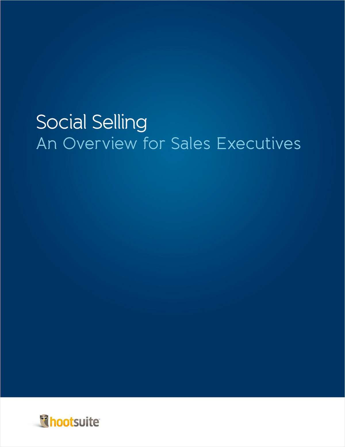 Social Selling: An Overview for Sales Executives