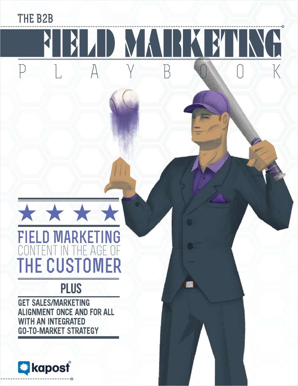 The B2B Field Marketing Playbook