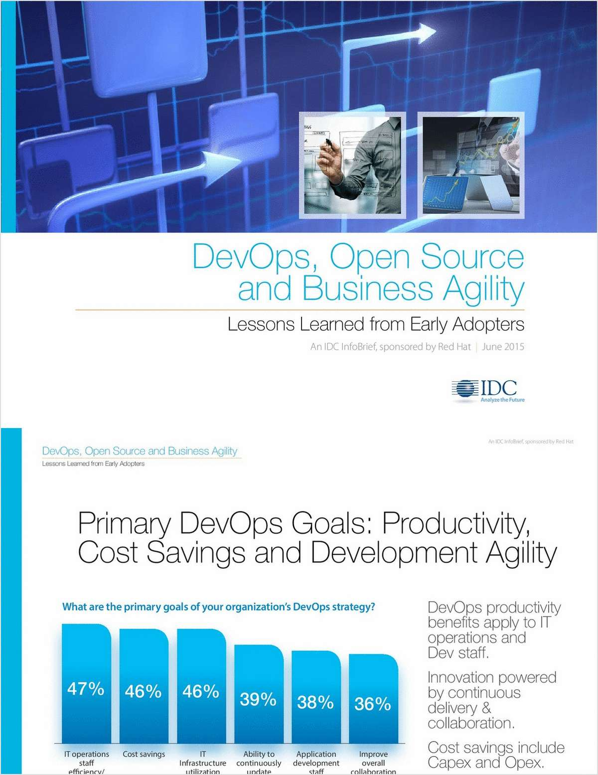 DevOps, Open Source and Business Agility - Lessons Learned from Early Adopters