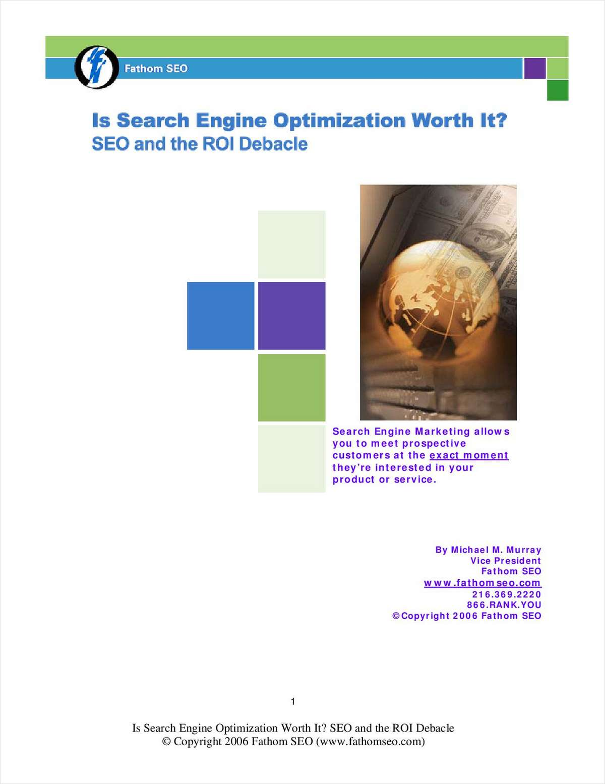 Is Search Engine Optimization (SEO) Worth It?