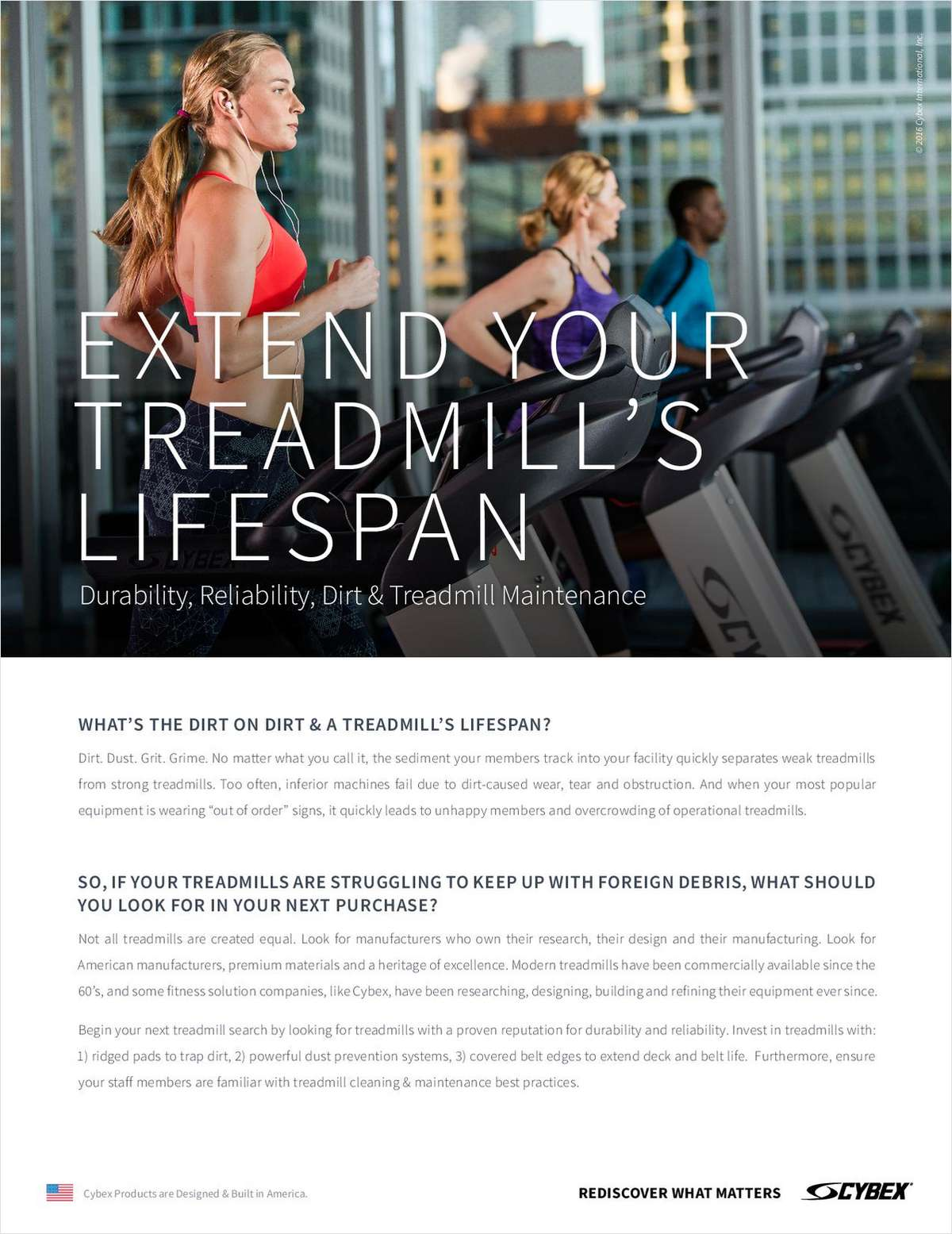 How to Extend Your Treadmill's Lifespan