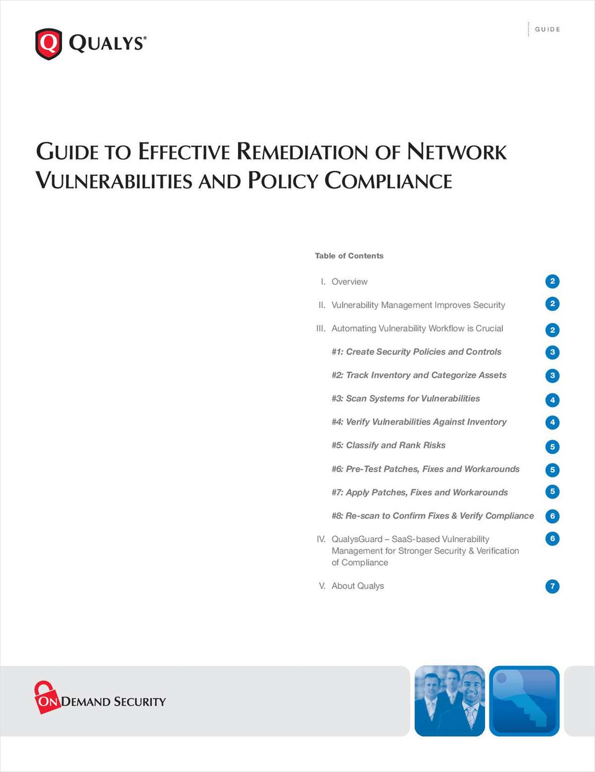 Guide to Effective Remediation of Network Vulnerabilities and Policy Compliance