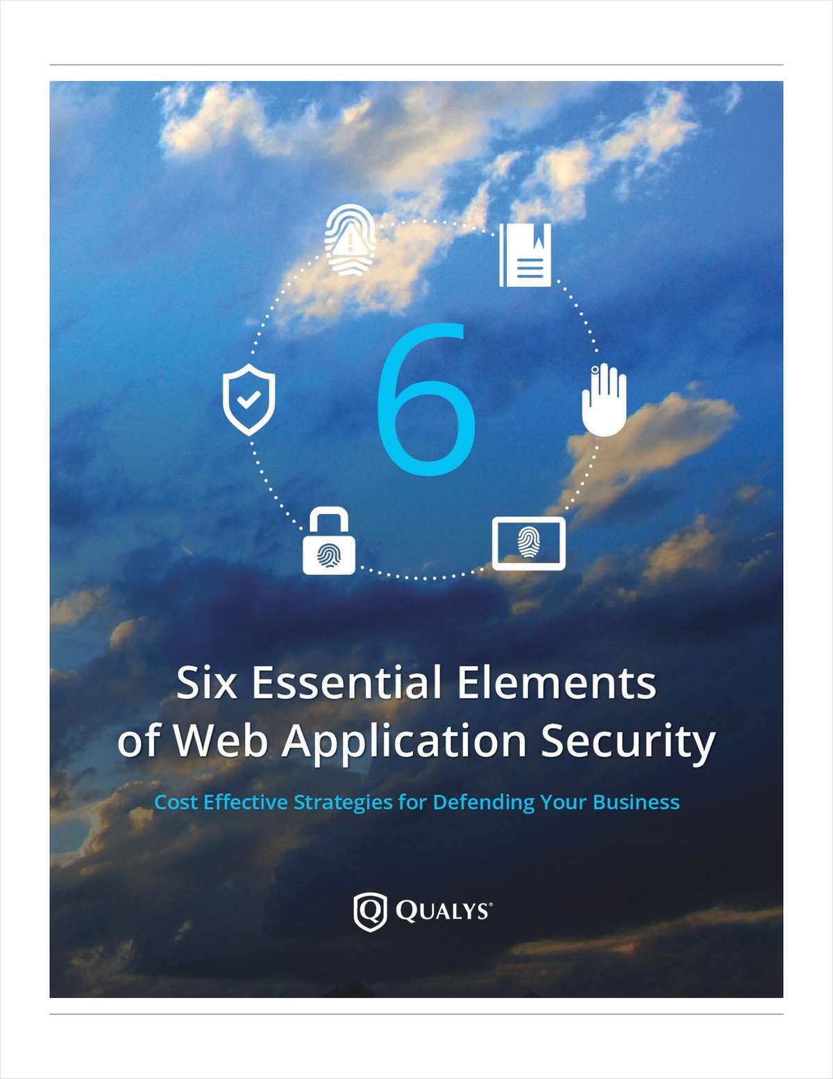 Six Essential Elements of Web Application Security