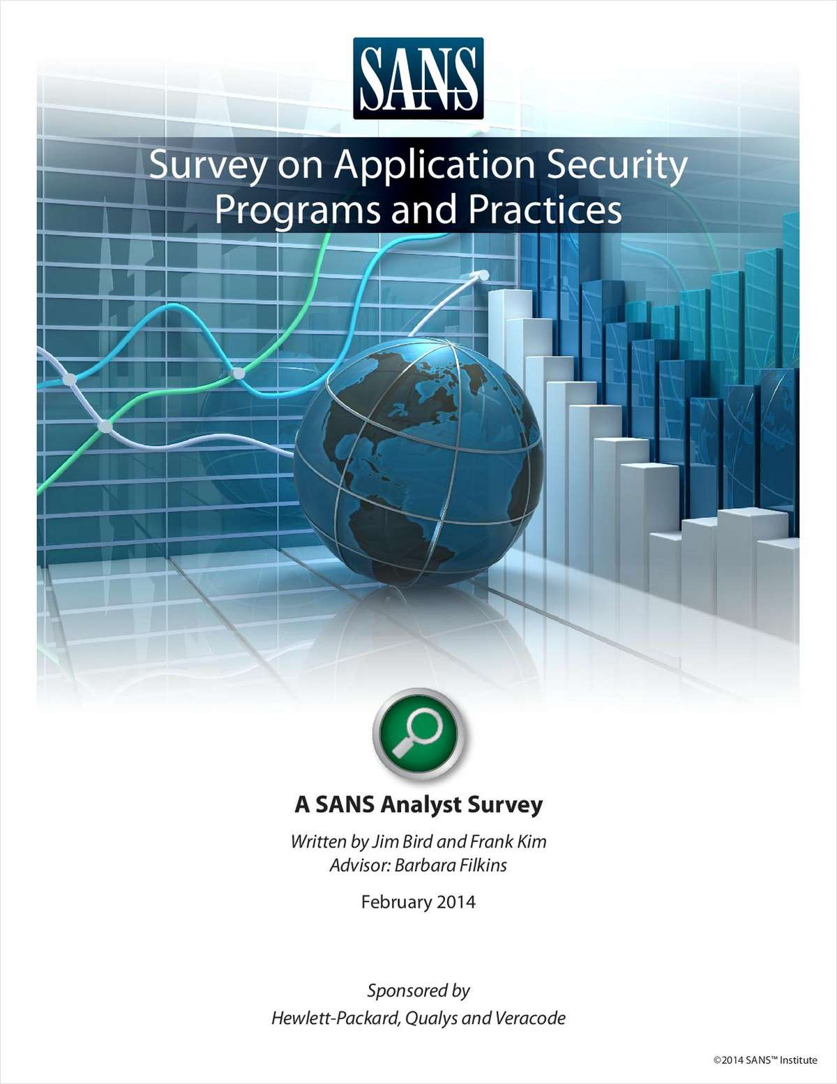 SANS Survey on Application Security Programs and Practices
