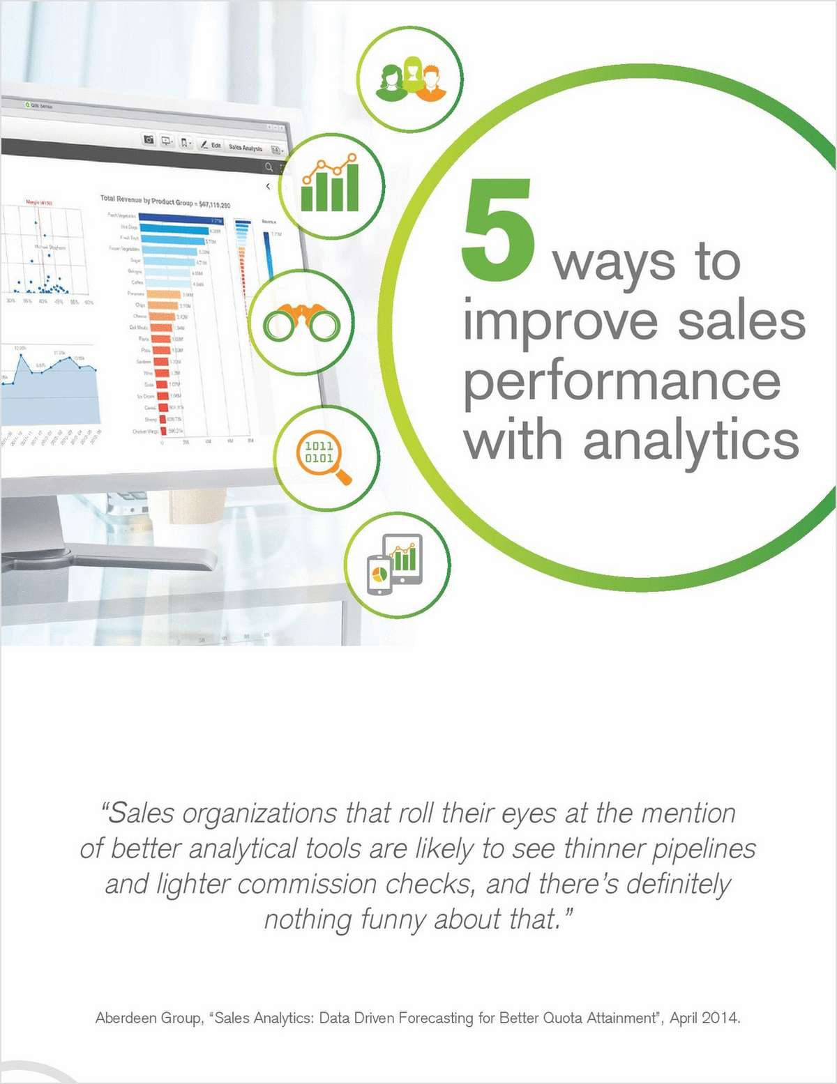 5 Ways to Improve Sales Performance with Analytics