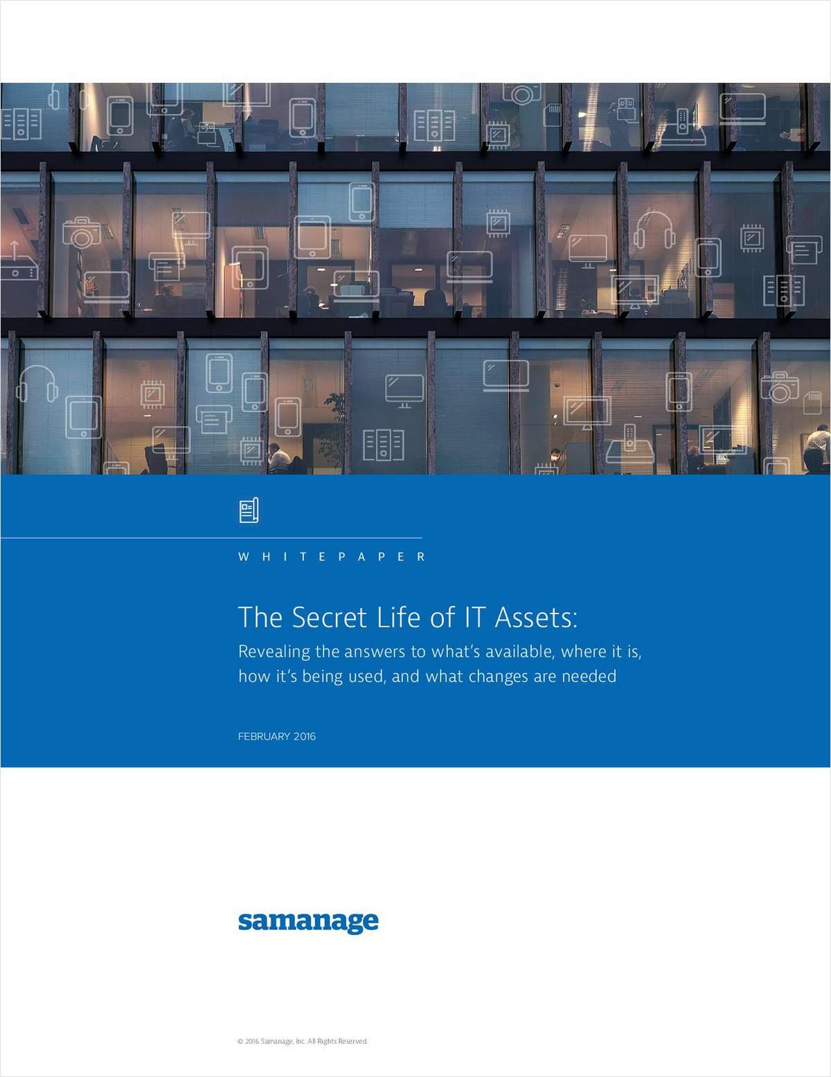 The Secret Life of IT Assets