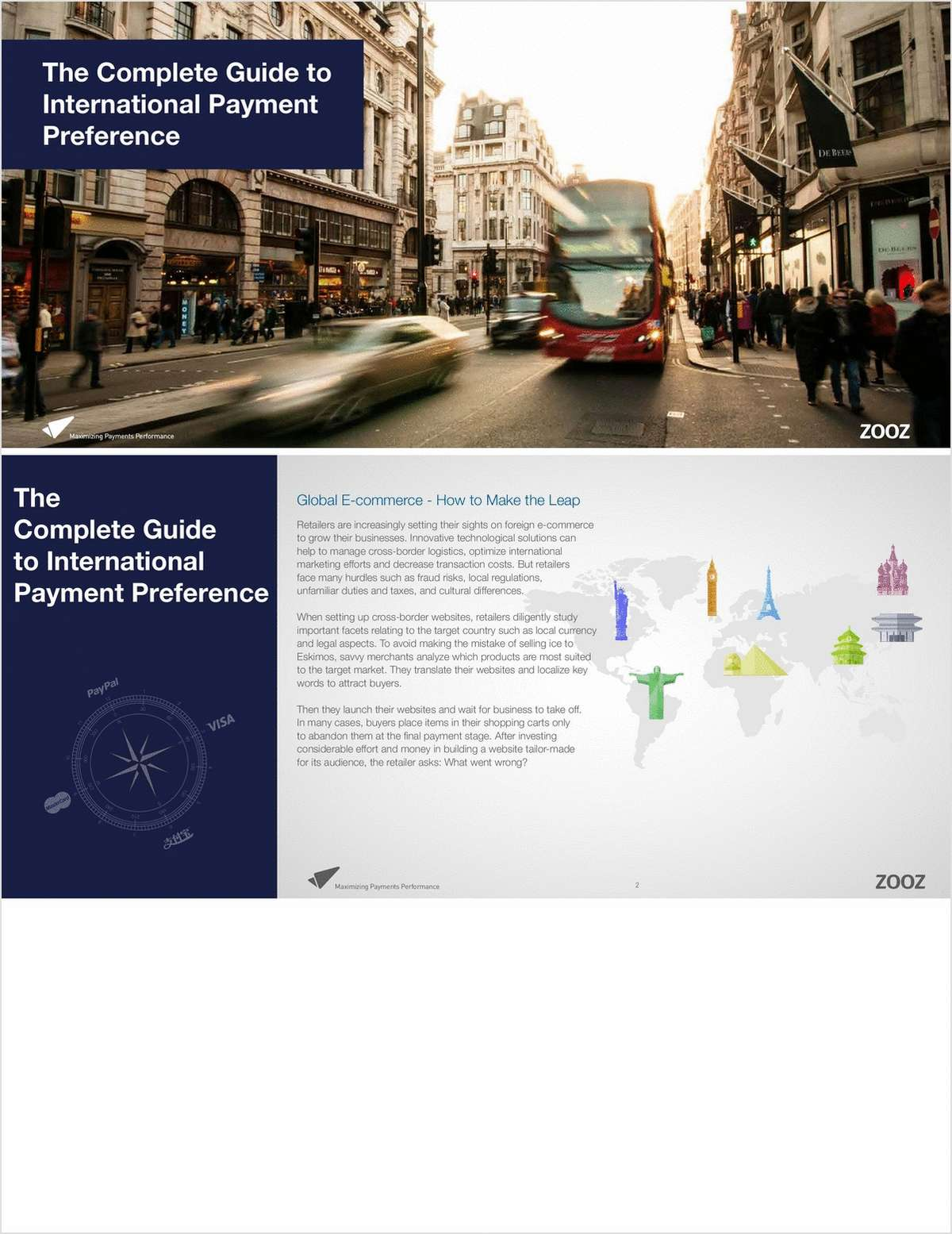 The Complete Guide to International Payment Preference