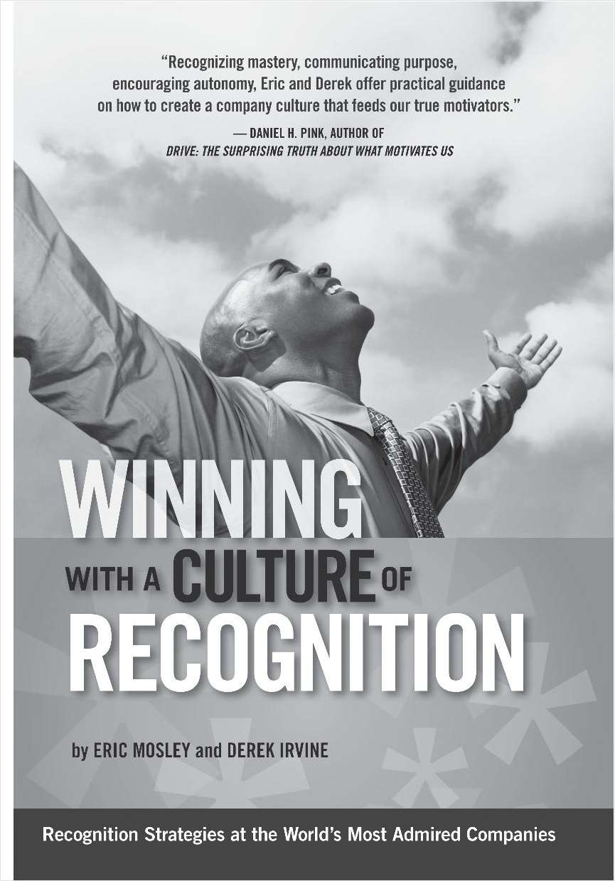 Increase your Engagement with Strategic Recognition