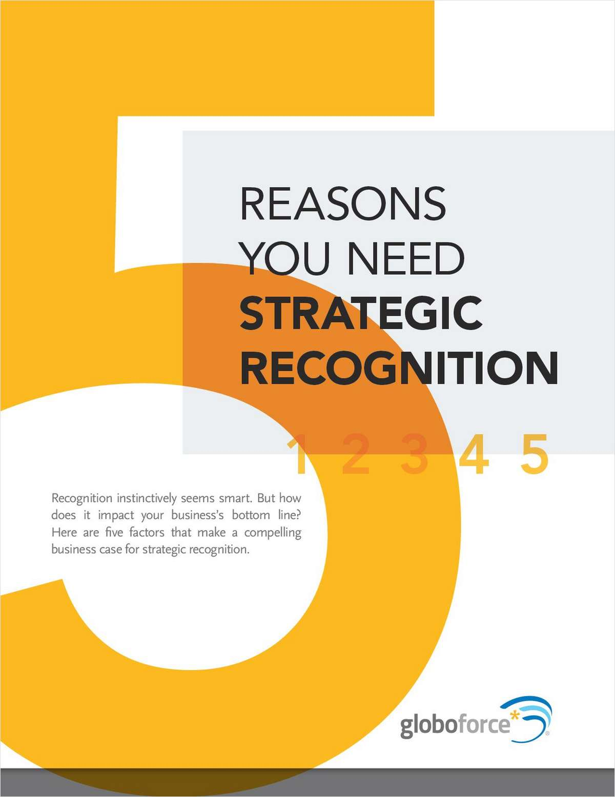 5 Reasons You Need Strategic Recognition
