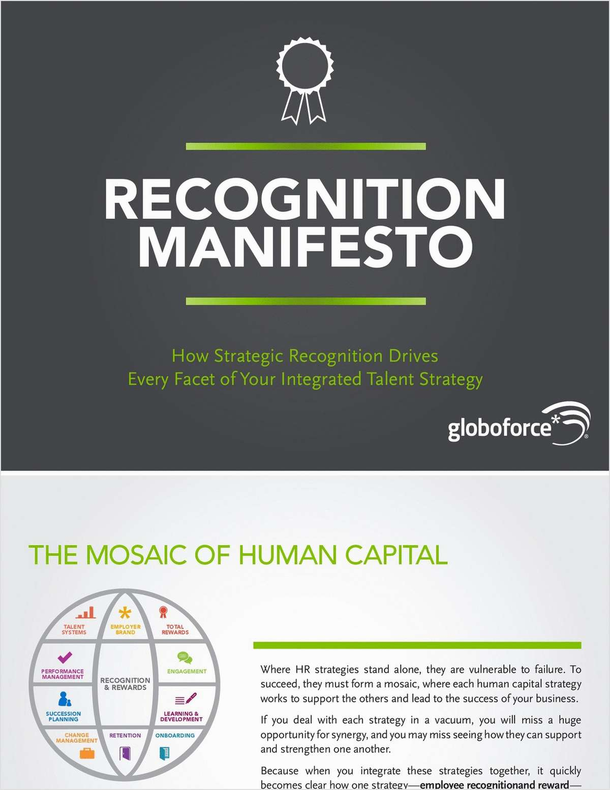 How Employee Recognition Can Drive Every Facet of Your Integrated Talent Strategy