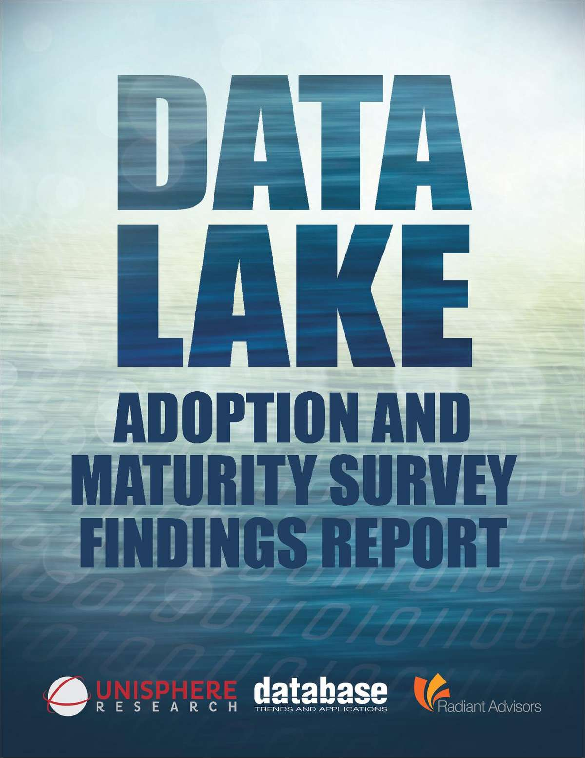 Data Lake Adoption and Maturity Survey Findings