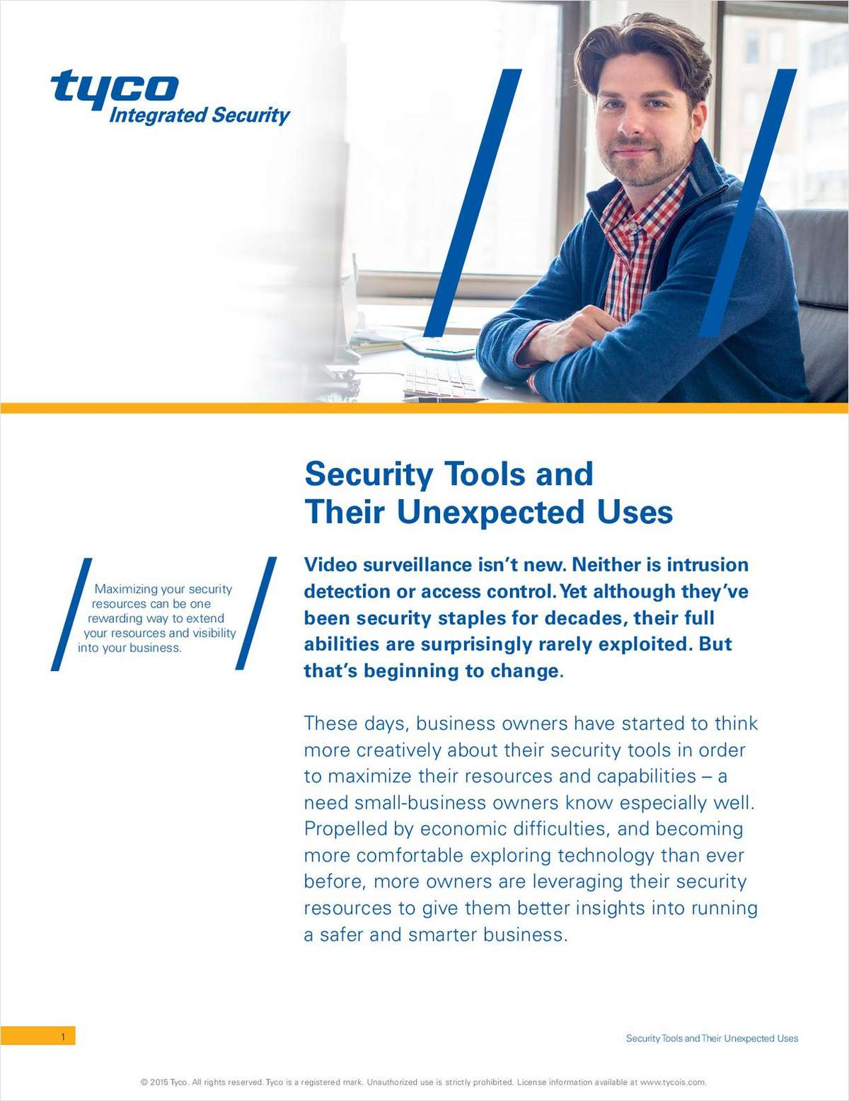 Security Tools and Their Unexpected Uses
