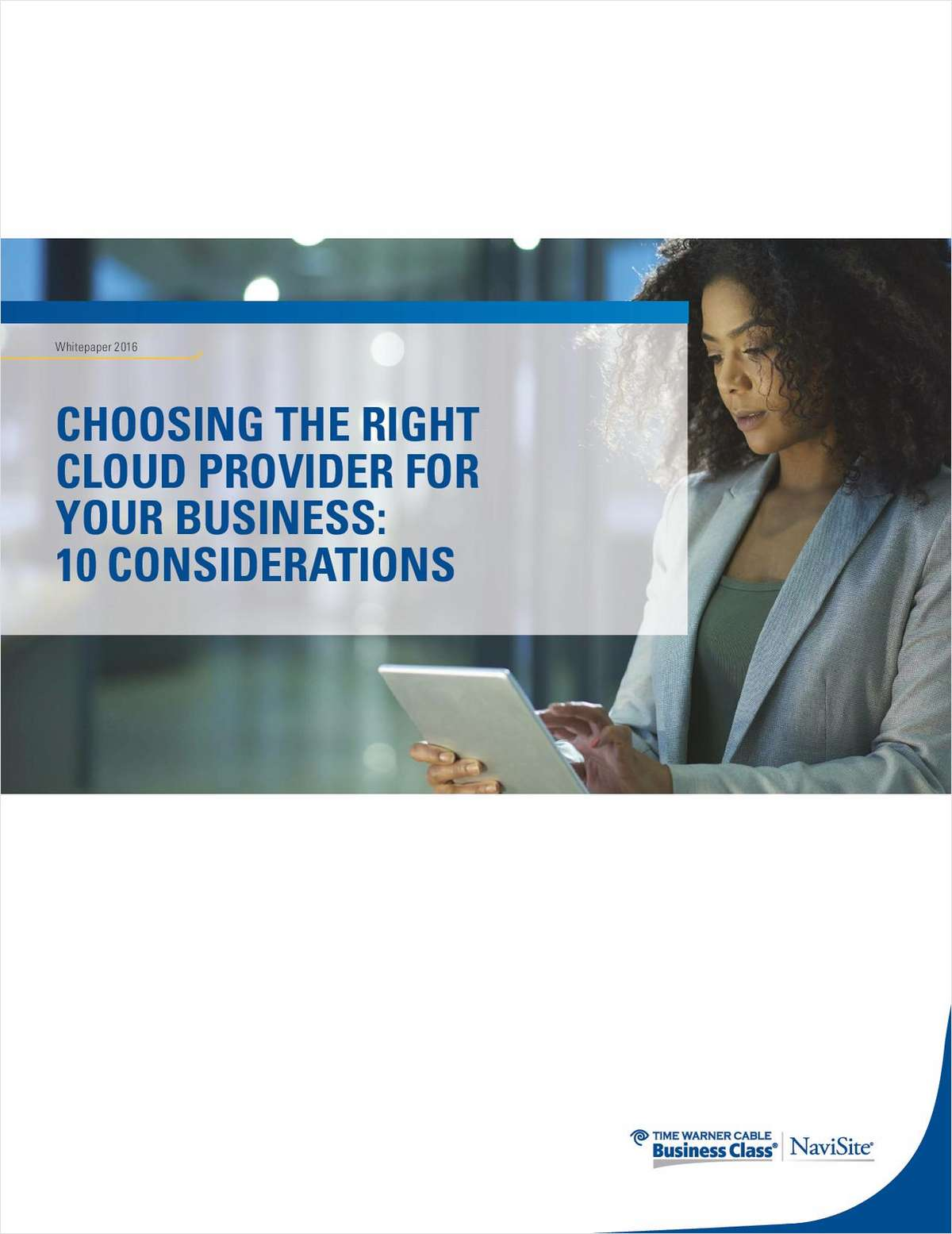 Choosing The Right Cloud Provider for Your Business: 10 Considerations