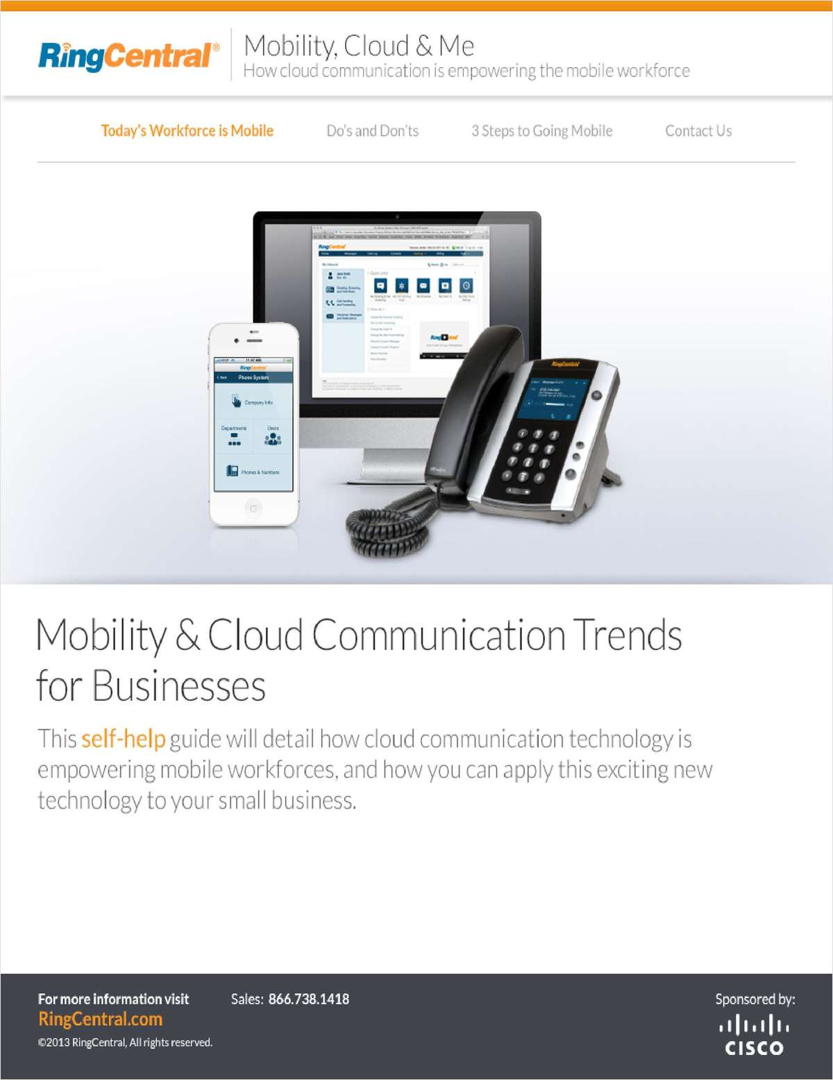 Mobility & Cloud Communication Trends for Businesses