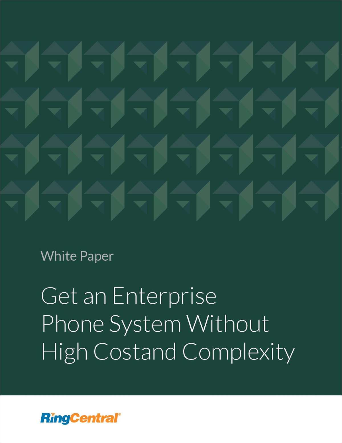 Get an Enterprise Phone System Without High Cost and Complexity