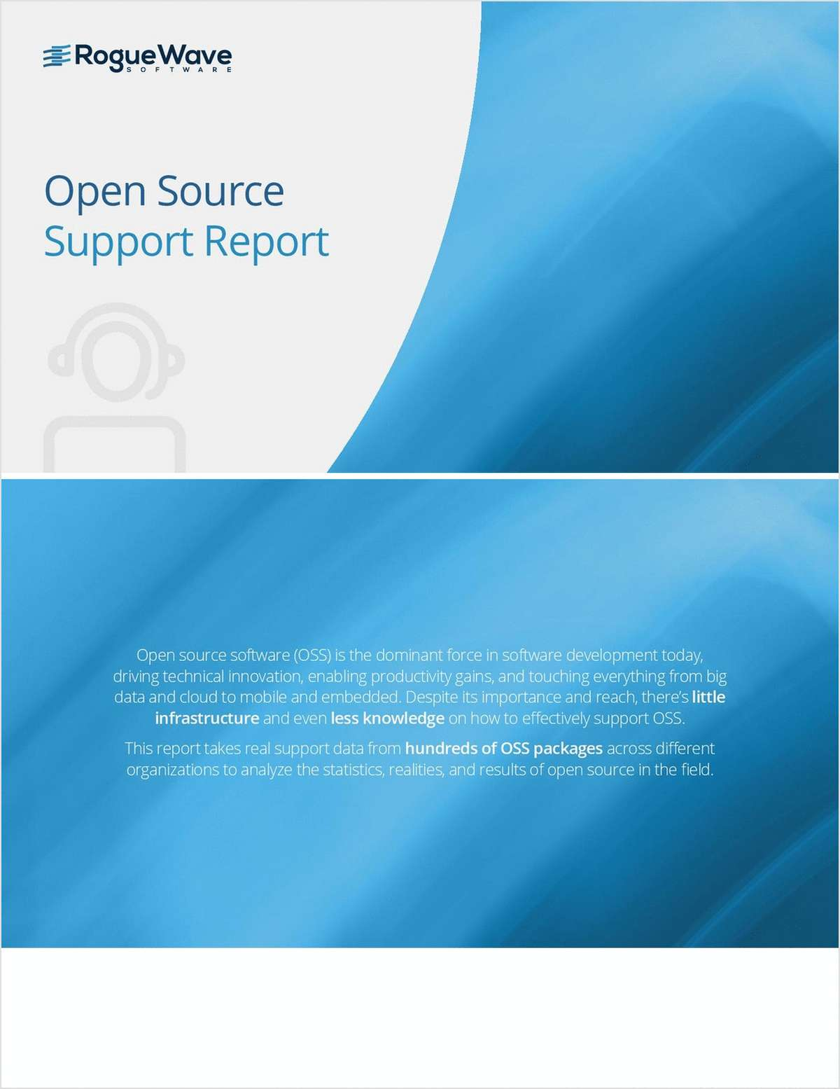 Open Source Support Report