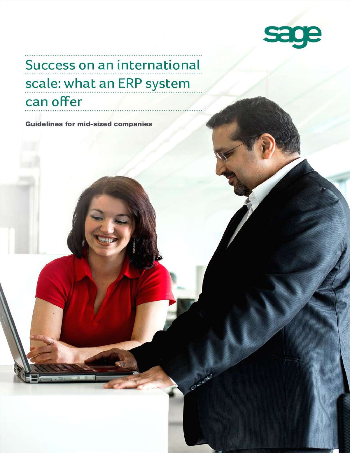 Success on an International Scale: What an ERP System Can Offer
