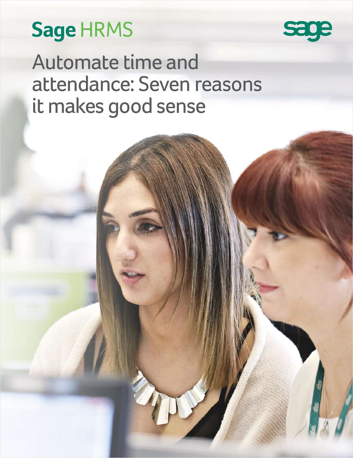 Automate Time and Attendance: Seven Reasons it Makes Good Sense