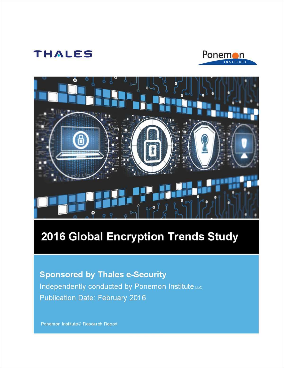 2016 Global Encryption Trends Study