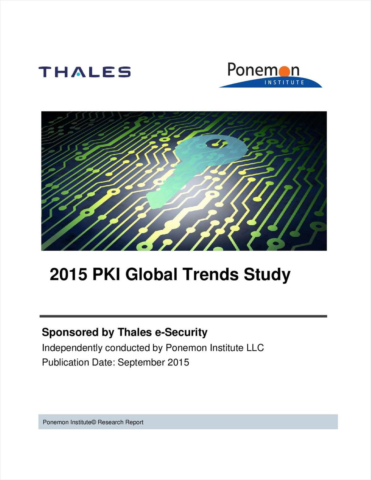 PKI Global Trends Study