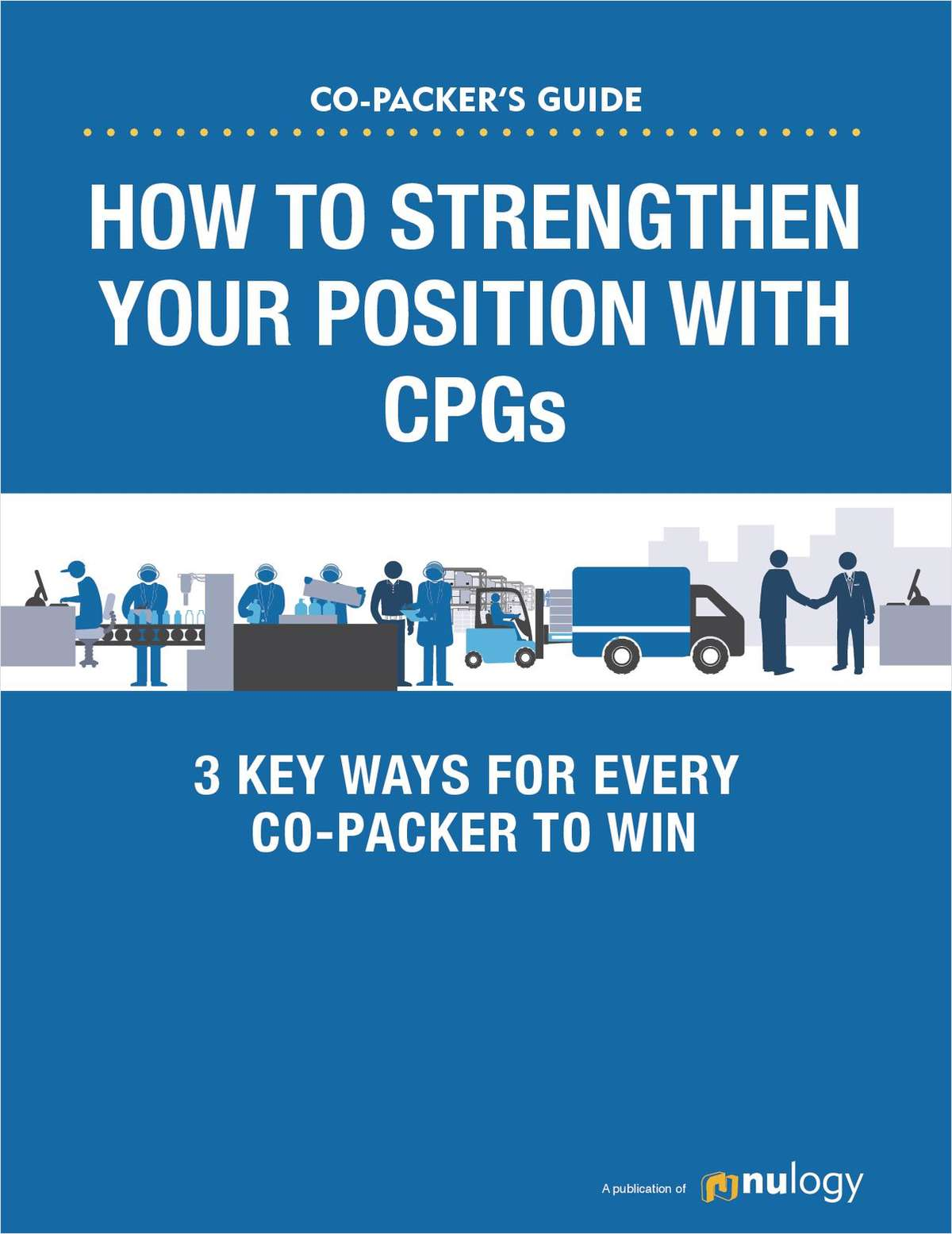 Co-Packer's Guide: How to Strengthen Your Position with CPGs