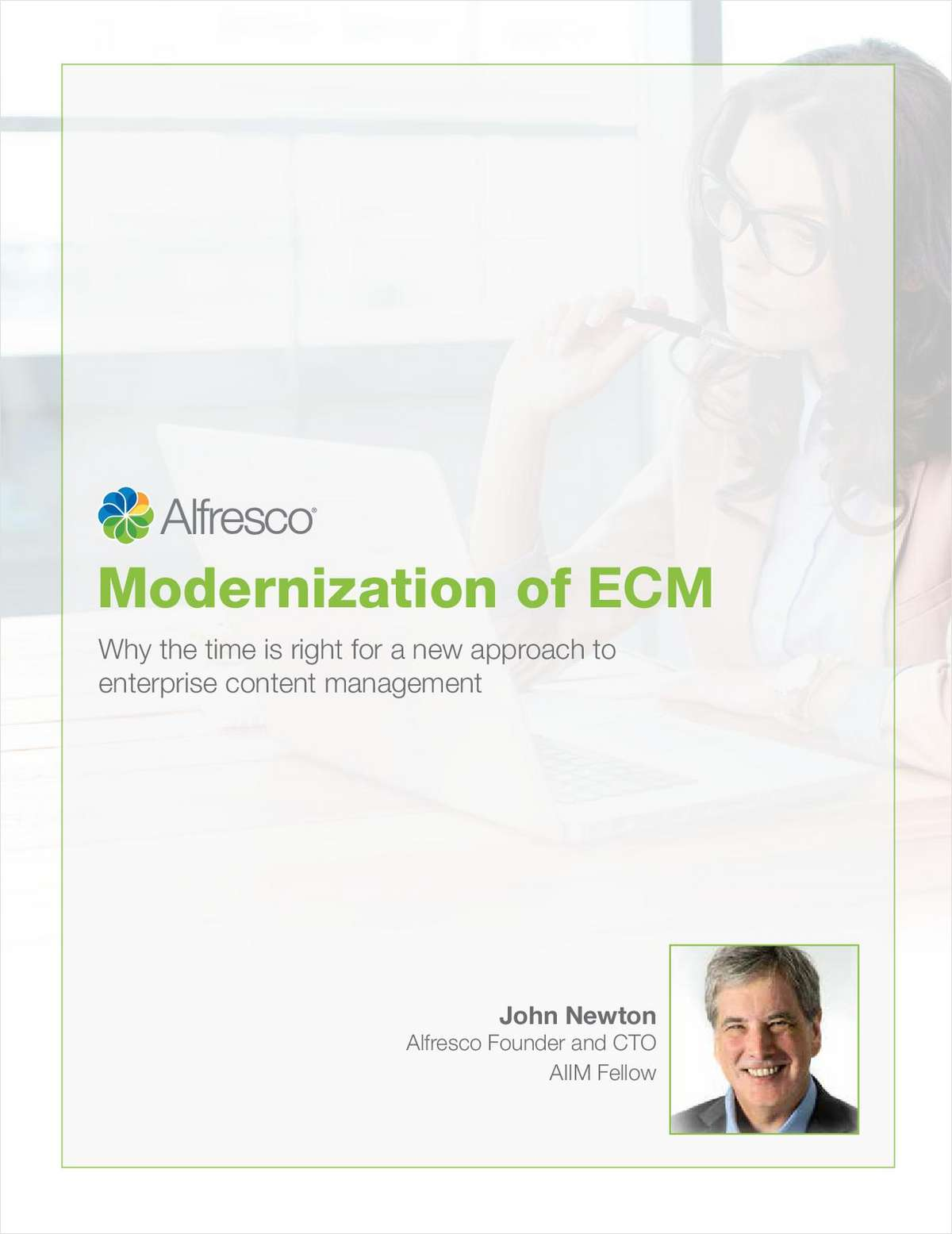 Modernization of ECM: Why The Time Is Right For A New Approach To Enterprise Content Management
