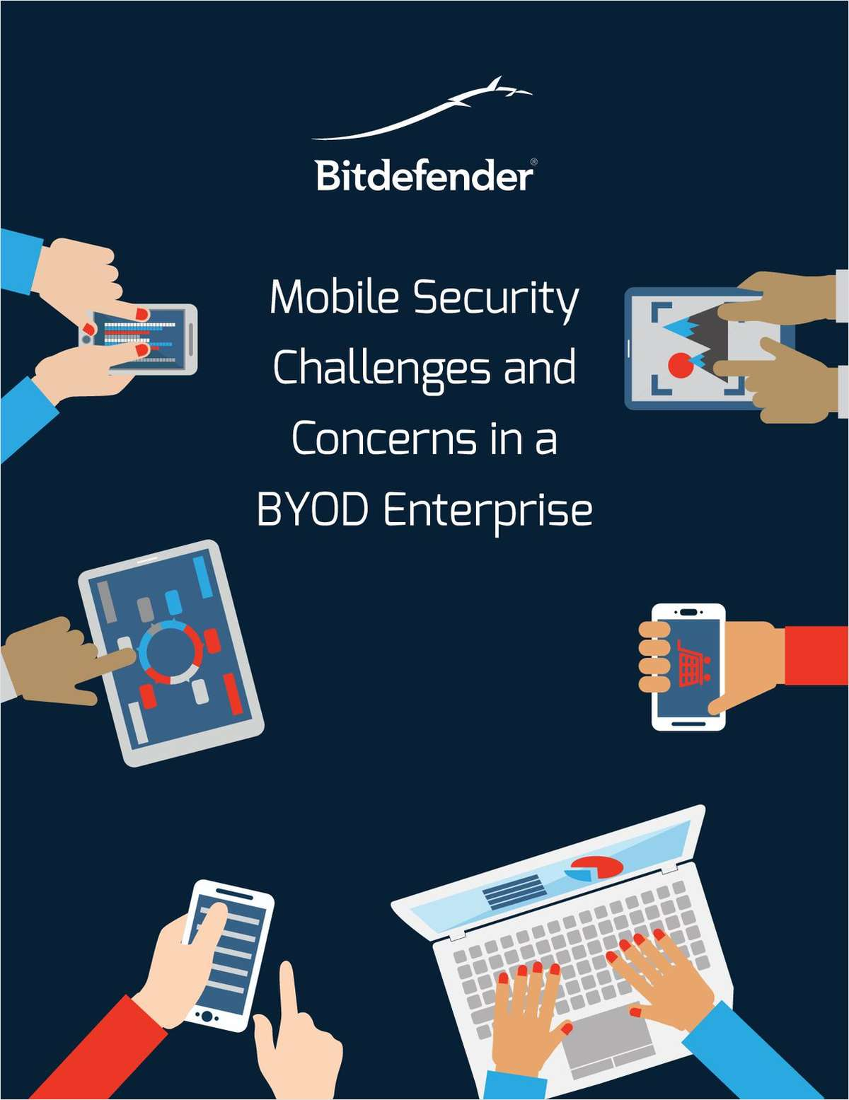 Mobile Security Challenges & Concerns in a BYOD Enterprise