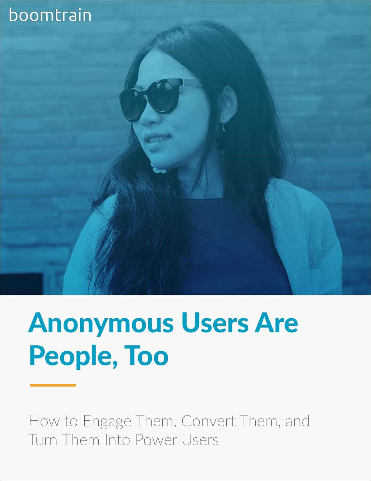 Anonymous Users Are People, Too