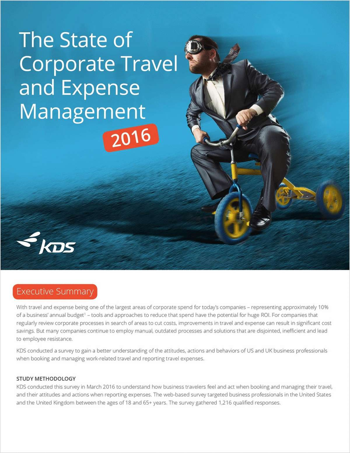 The State of Corporate Travel and Expense Management