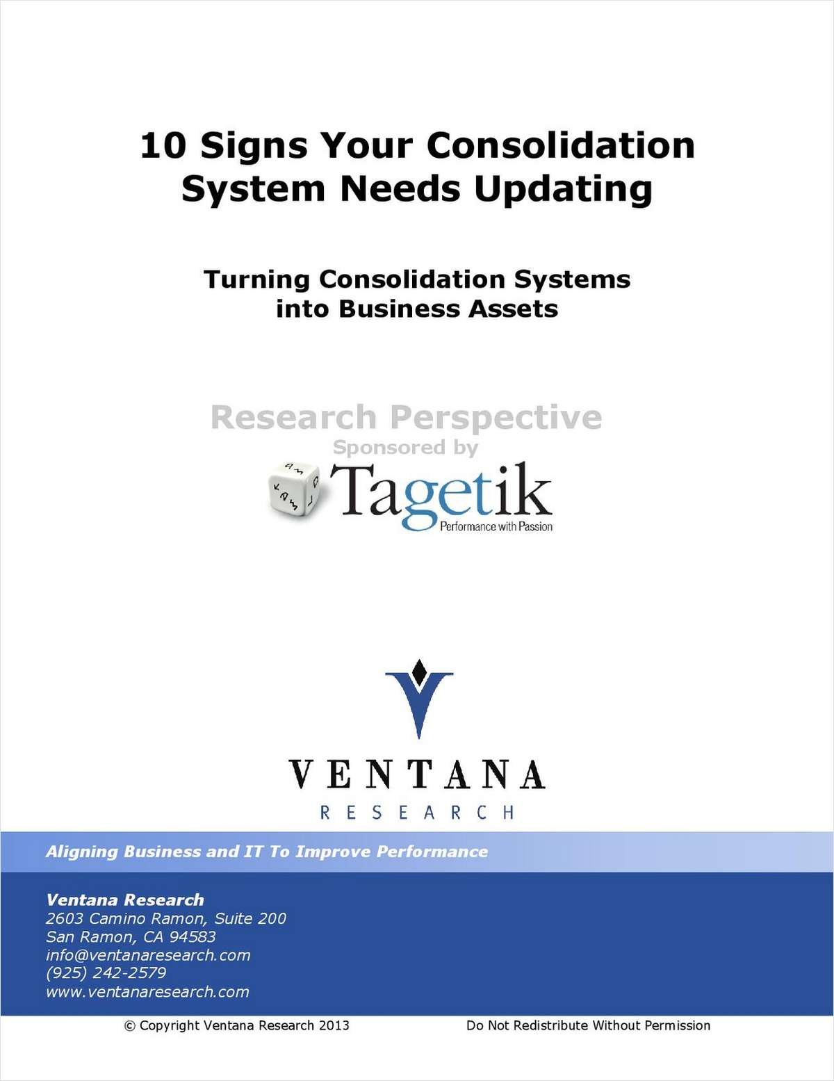 10 Signs Your Consolidation Systems Needs Updating