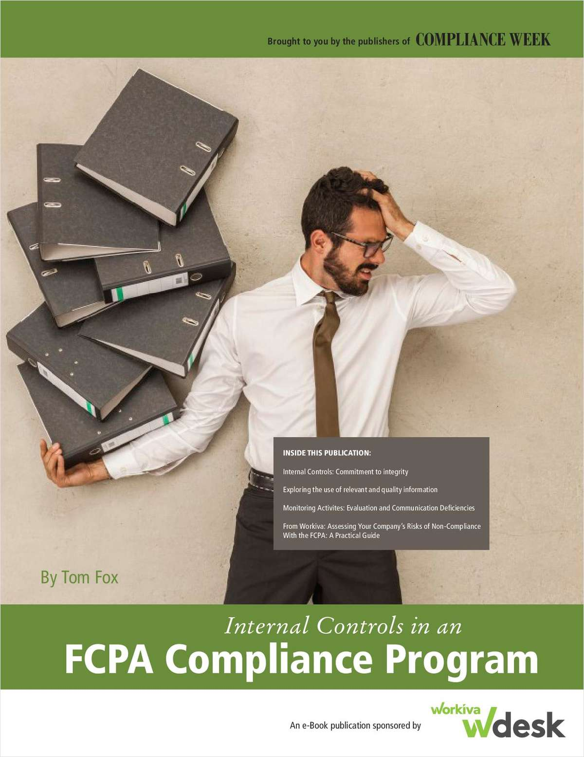Internal Controls in an FCPA Compliance Program